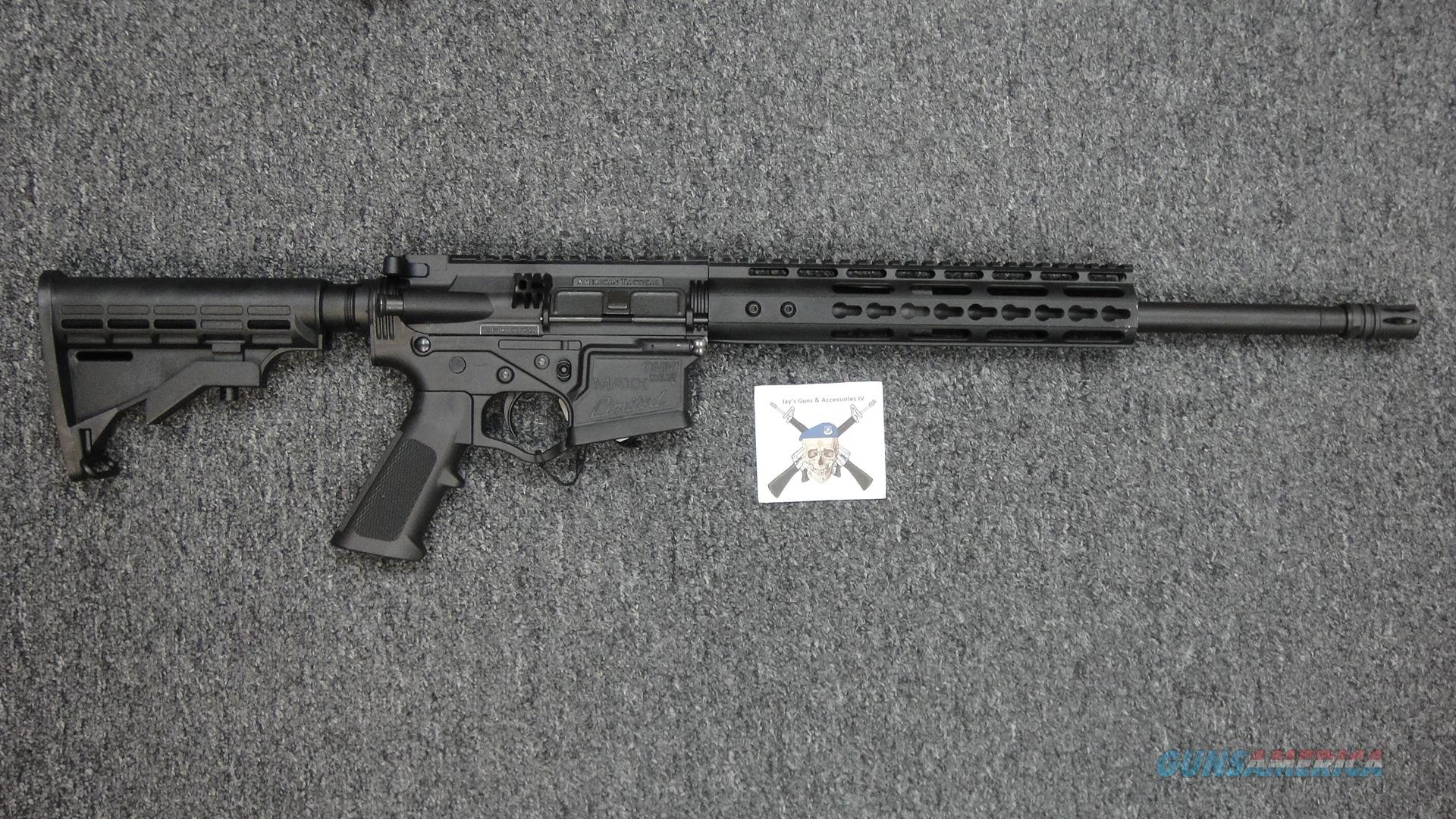 ATI Omni Hybrid Maxx Limited .300blk  Guns > Rifles > American Tactical Imports Rifles