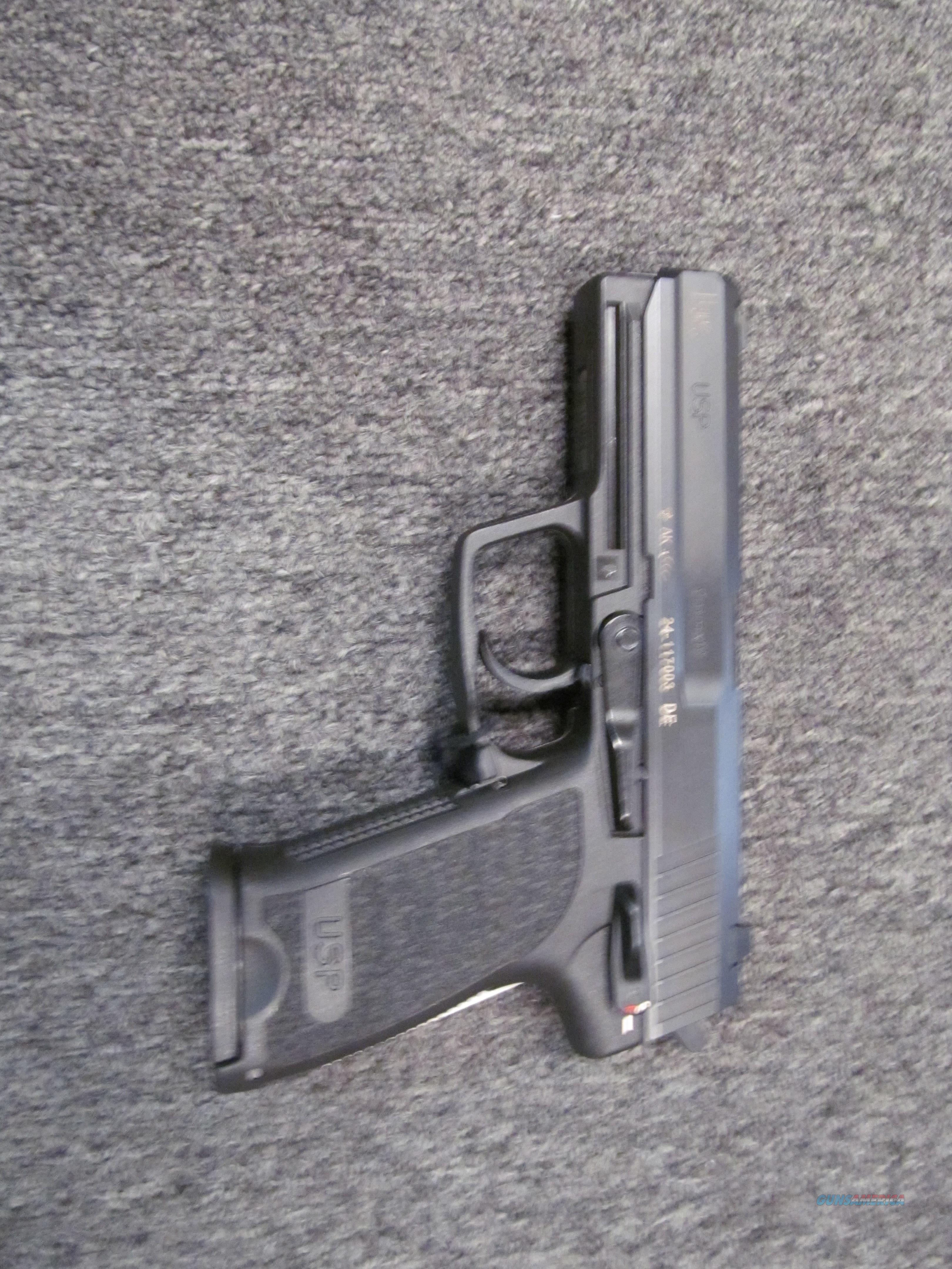 Heckler and Koch USP (Used)  Guns > Pistols > Heckler & Koch Pistols > Polymer Frame