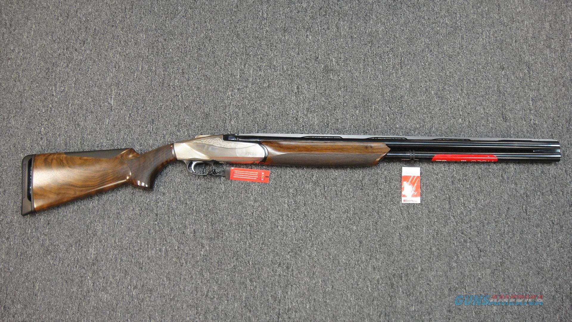 Benelli 828U 12ga (10704)  Guns > Shotguns > Benelli Shotguns > Trap/Skeet