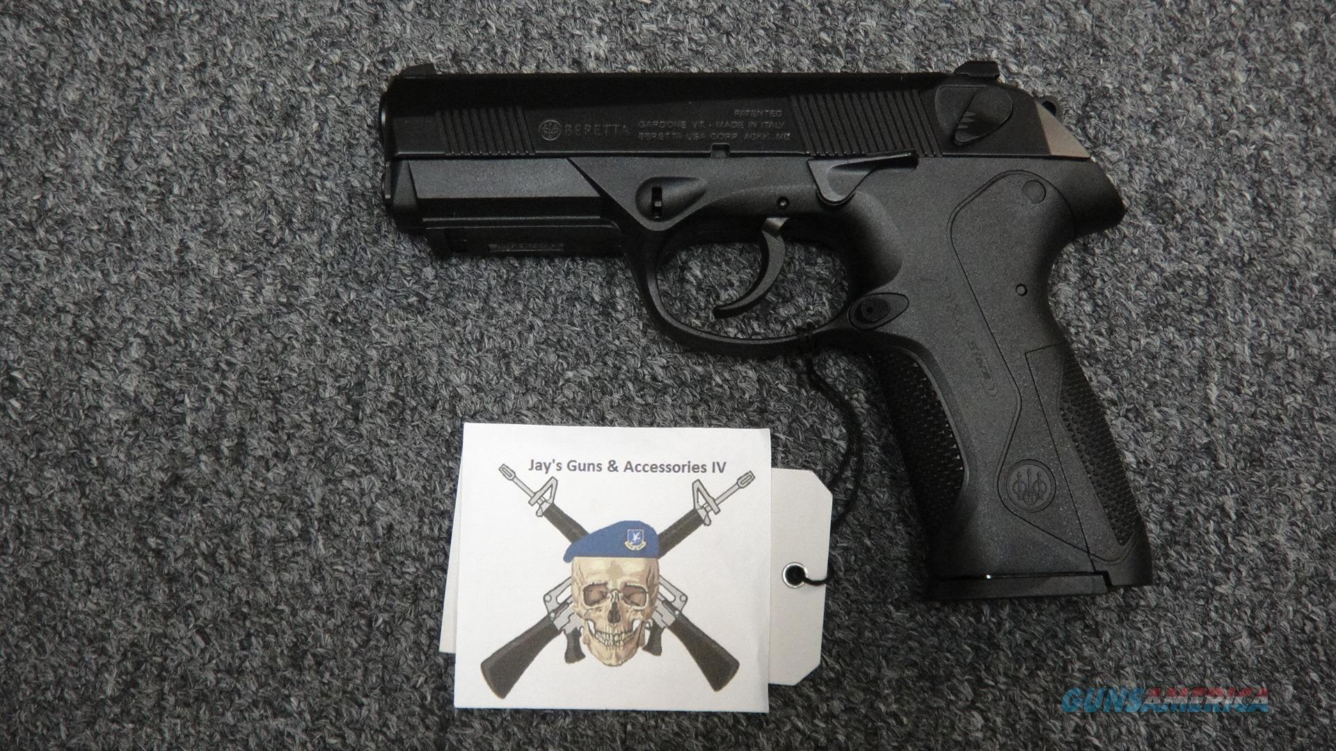 Beretta PX4 Storm .40S&W  Guns > Pistols > Beretta Pistols > Polymer Frame