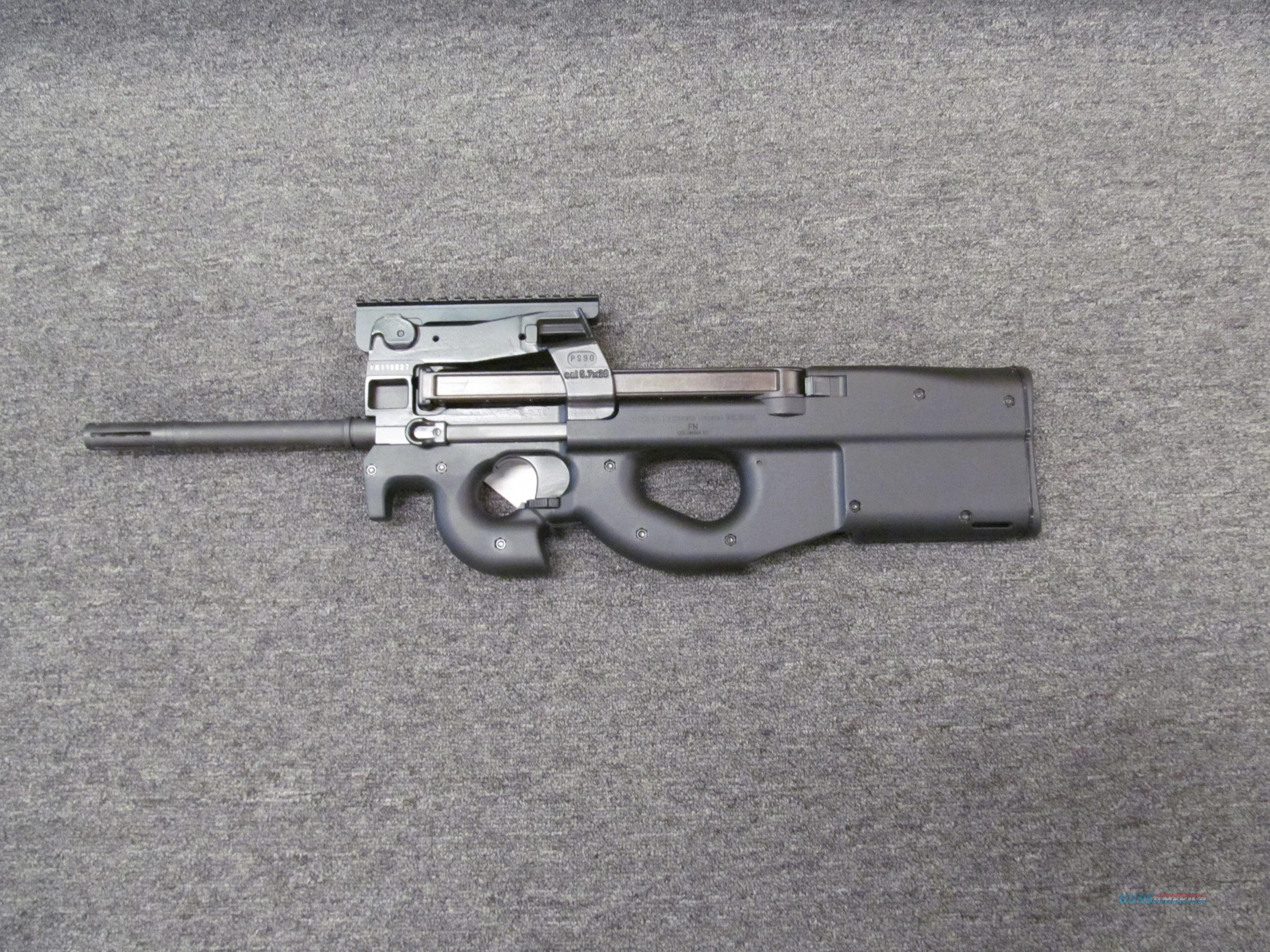FNH PS90  Guns > Rifles > FNH - Fabrique Nationale (FN) Rifles > Semi-auto > PS90