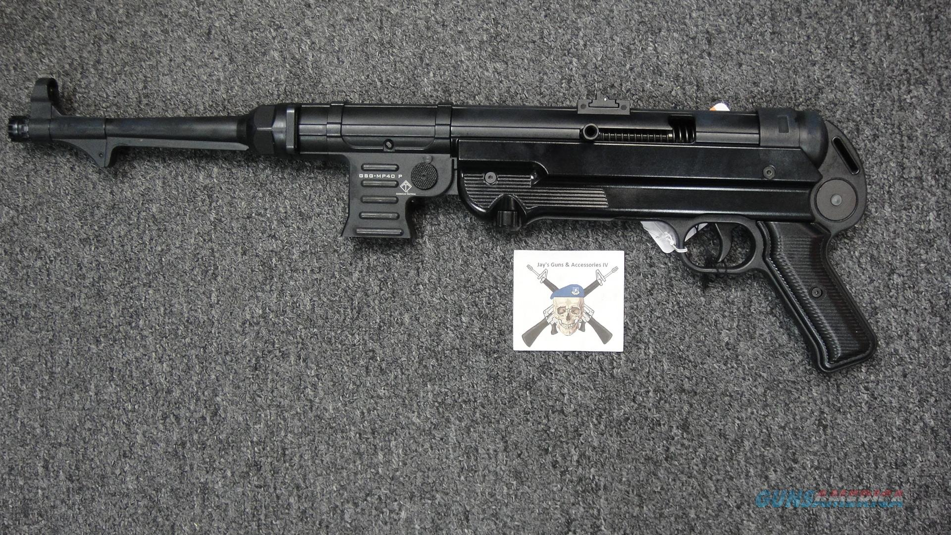 ATI/GSG MP40 P  Guns > Pistols > American Tactical Imports Pistols