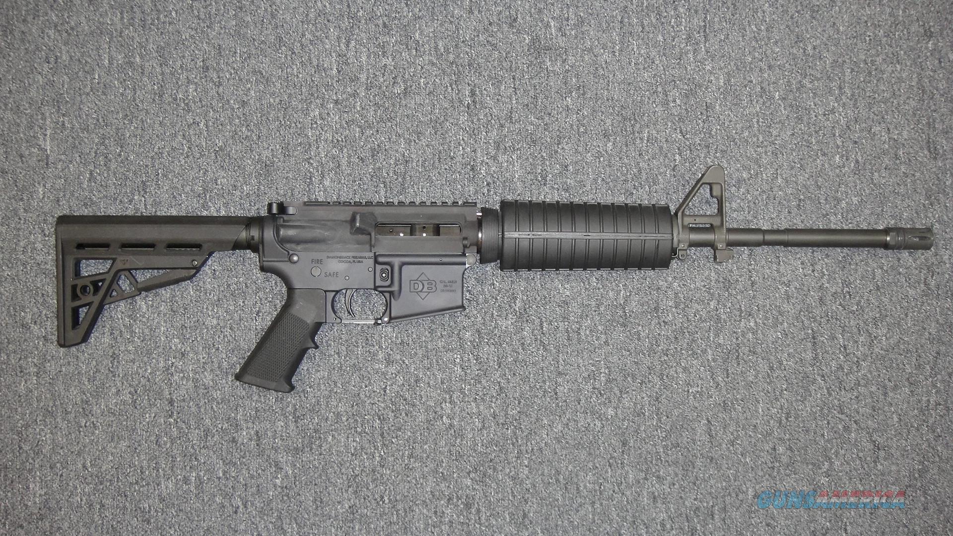 Diamondback DB15 Rifle  Guns > Rifles > Diamondback Rifles