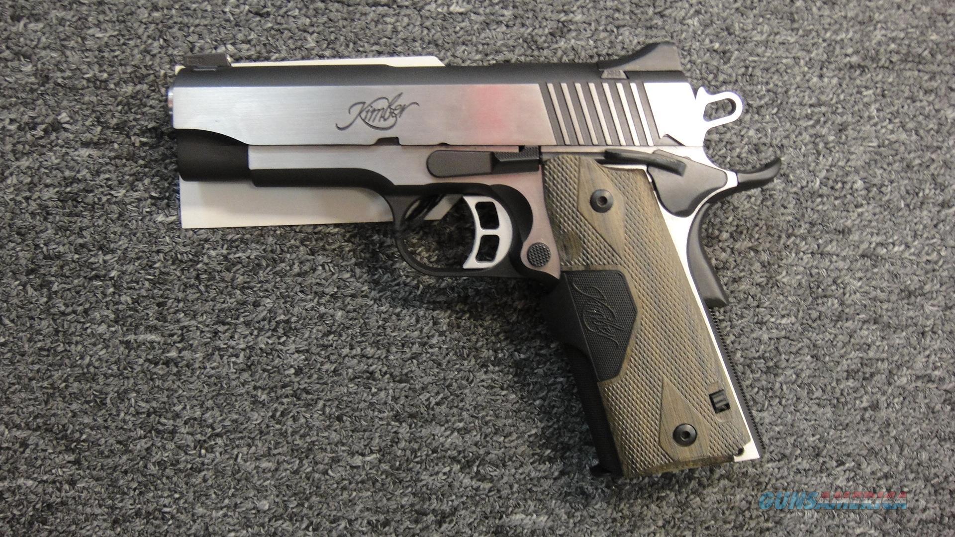 Kimber Eclipse Pro II  Guns > Pistols > Kimber of America Pistols > 1911