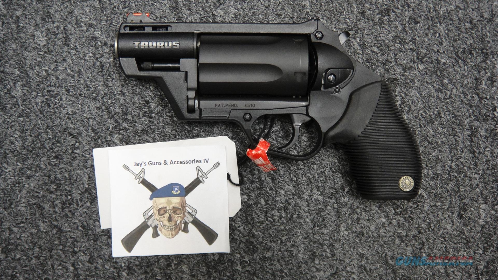 Taurus The Judge Public Defender Poly  Guns > Pistols > Taurus Pistols > Revolvers