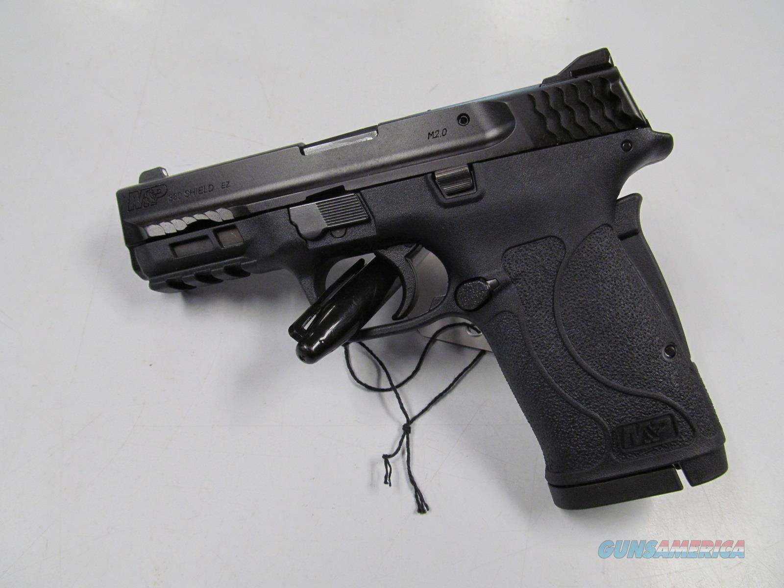 Smith & Wesson M&P380 Shield EZ (180023)  Guns > Pistols > Smith & Wesson Pistols - Autos > Shield
