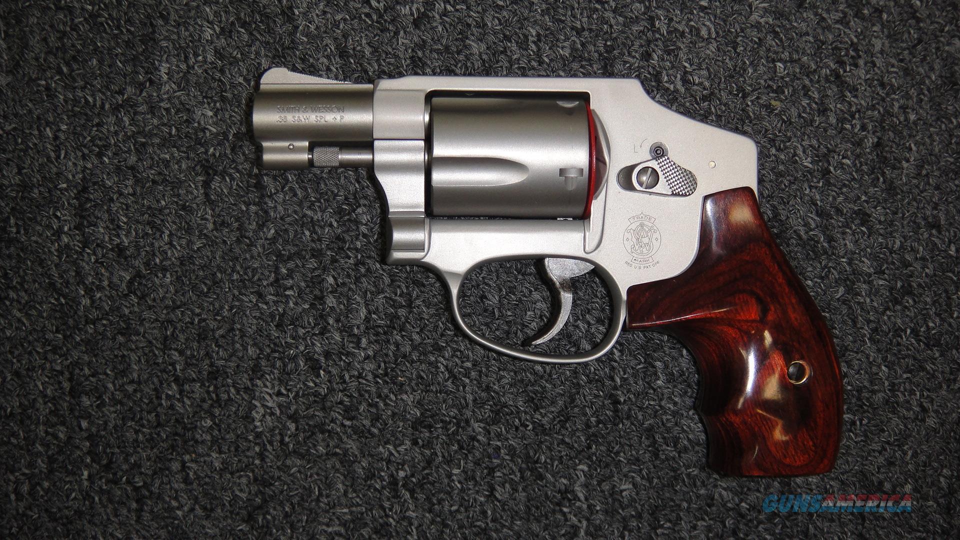 Smith & Wesson 642-2 Lady Smith .38 Spl  Guns > Pistols > Smith & Wesson Revolvers > Small Frame ( J )