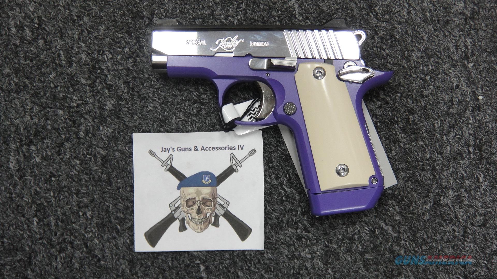 Kimber Micro 380 Violet Special Edition  Guns > Pistols > Kimber of America Pistols > Micro