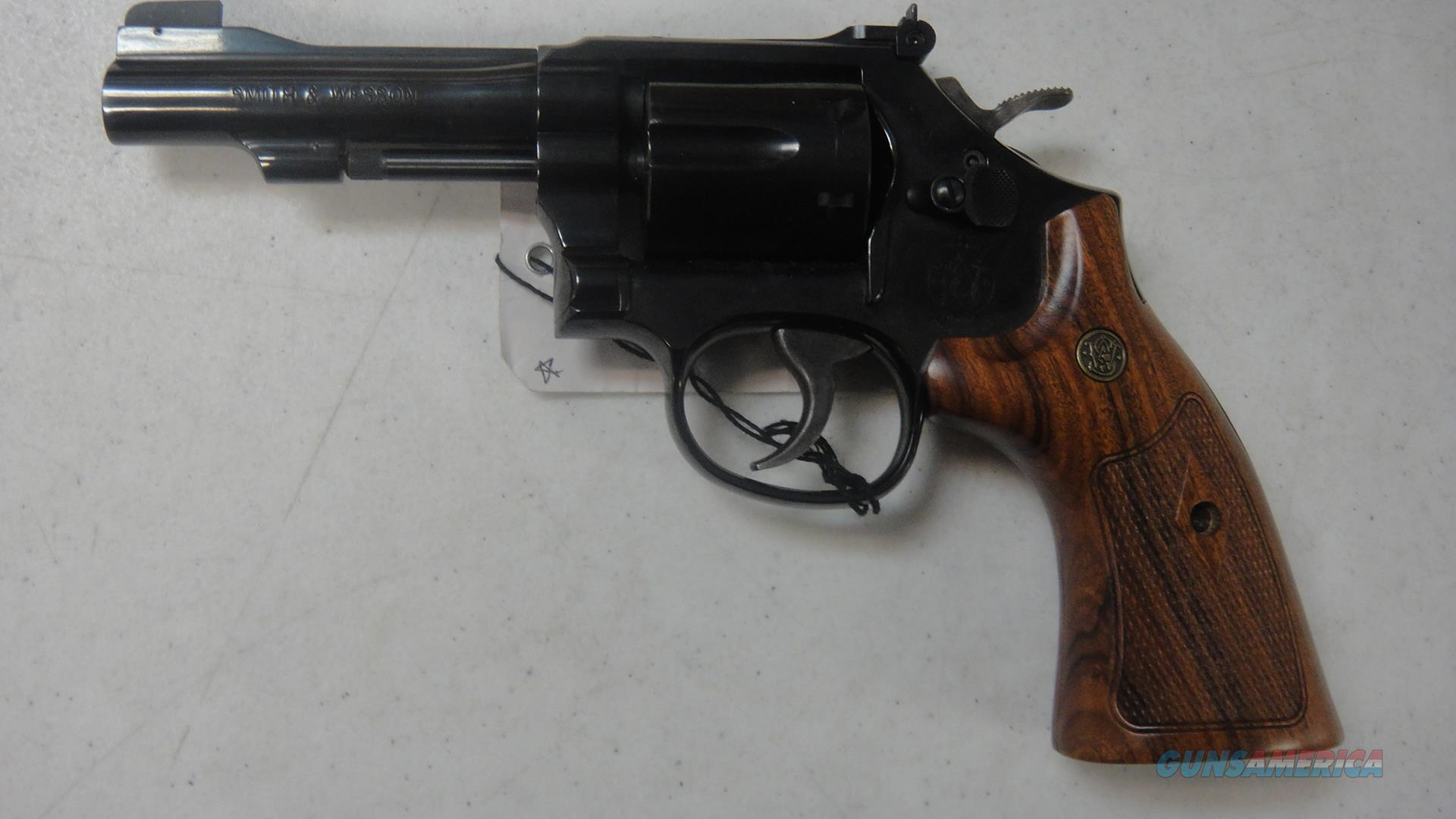 Smith & Wesson 48-7  Guns > Pistols > Smith & Wesson Revolvers > Med. Frame ( K/L )