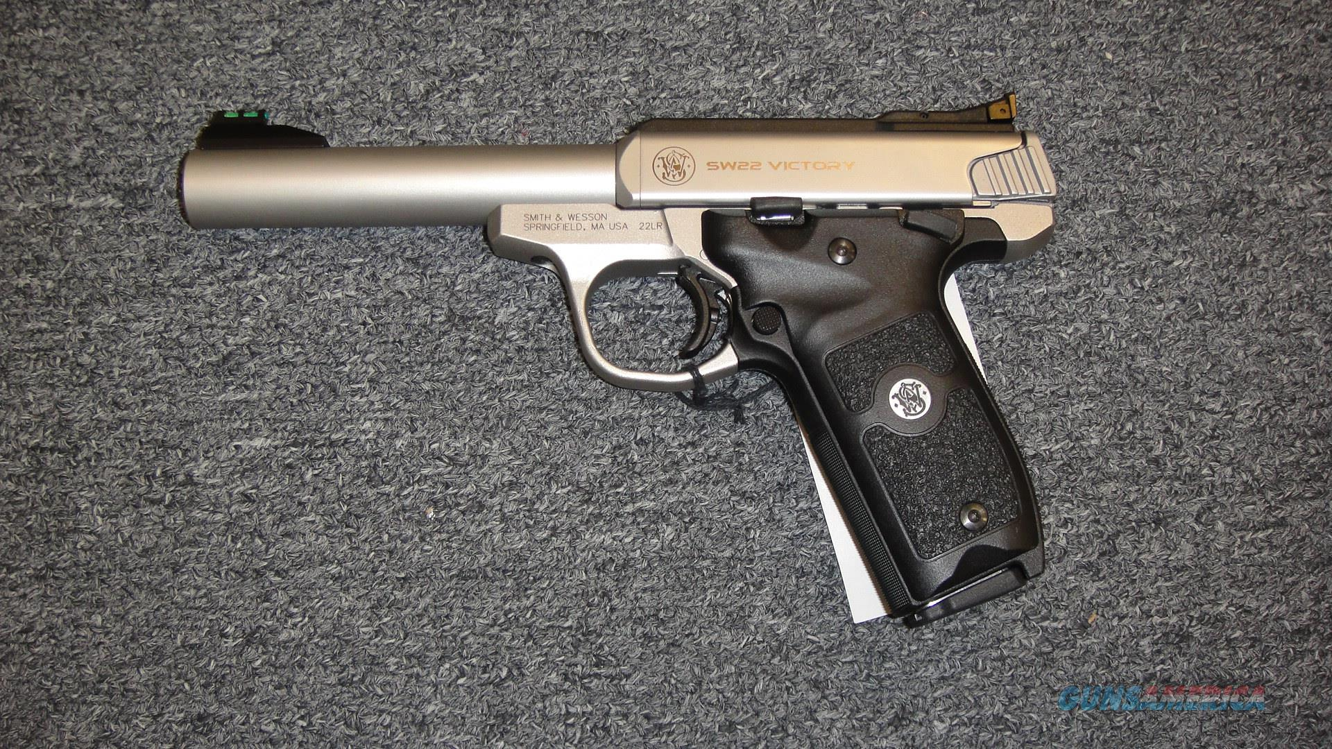 Smith & Wesson SW22 Victory  Guns > Pistols > Smith & Wesson Pistols - Autos > .22 Autos