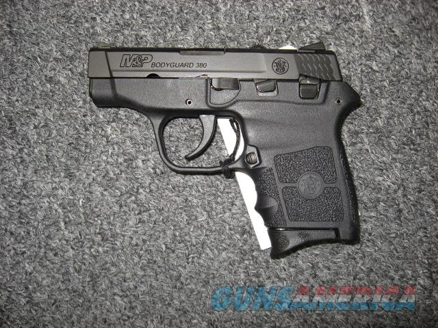 Smith & Wesson M&P Bodyguard 380  Guns > Pistols > Smith & Wesson Pistols - Autos > Polymer Frame