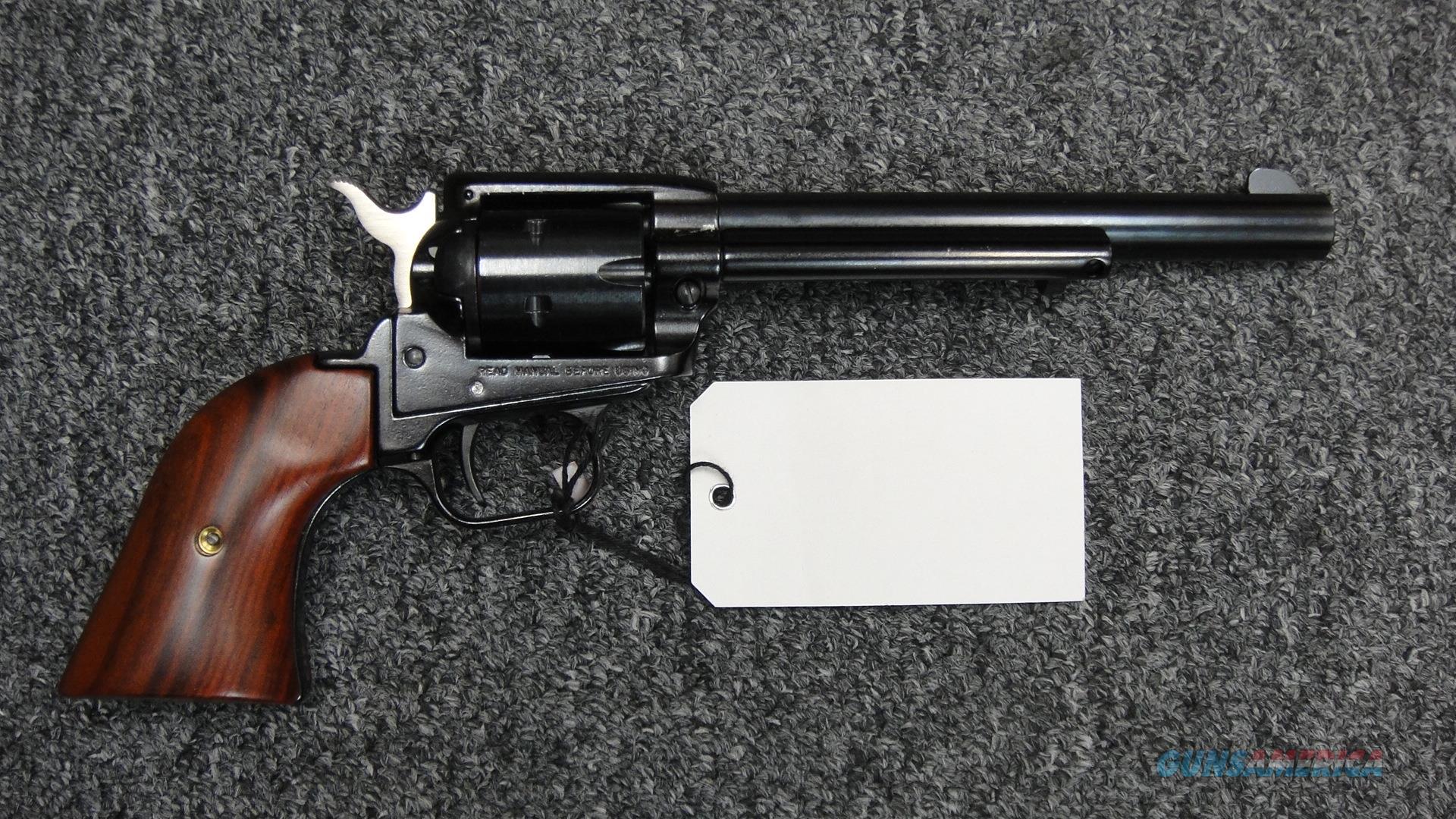 Heritage Mfg Rough Rider SAO revolver .22LR  Guns > Pistols > Heritage