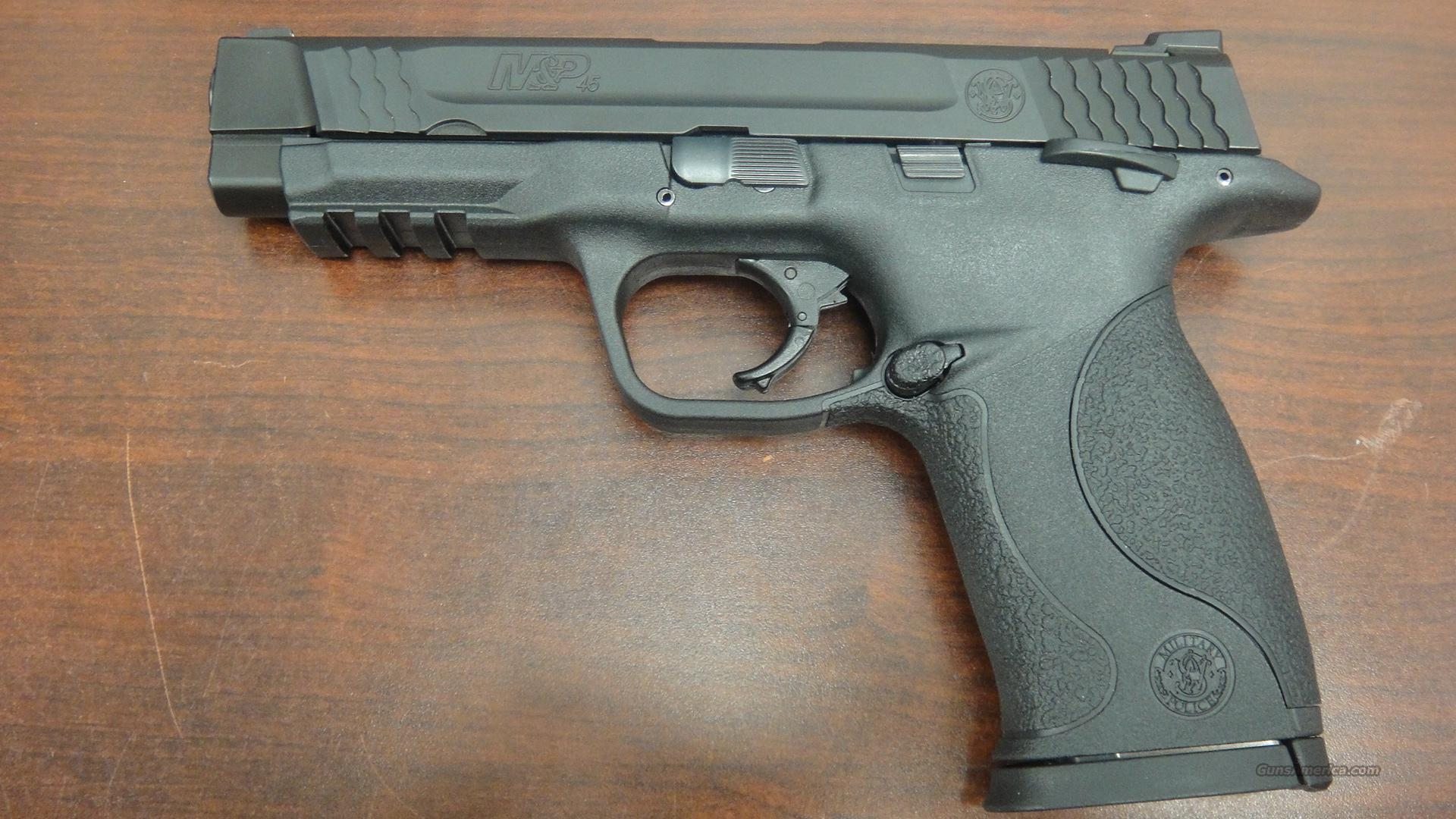 Smith and Wesson M&P45  Guns > Pistols > Smith & Wesson Pistols - Autos > Polymer Frame