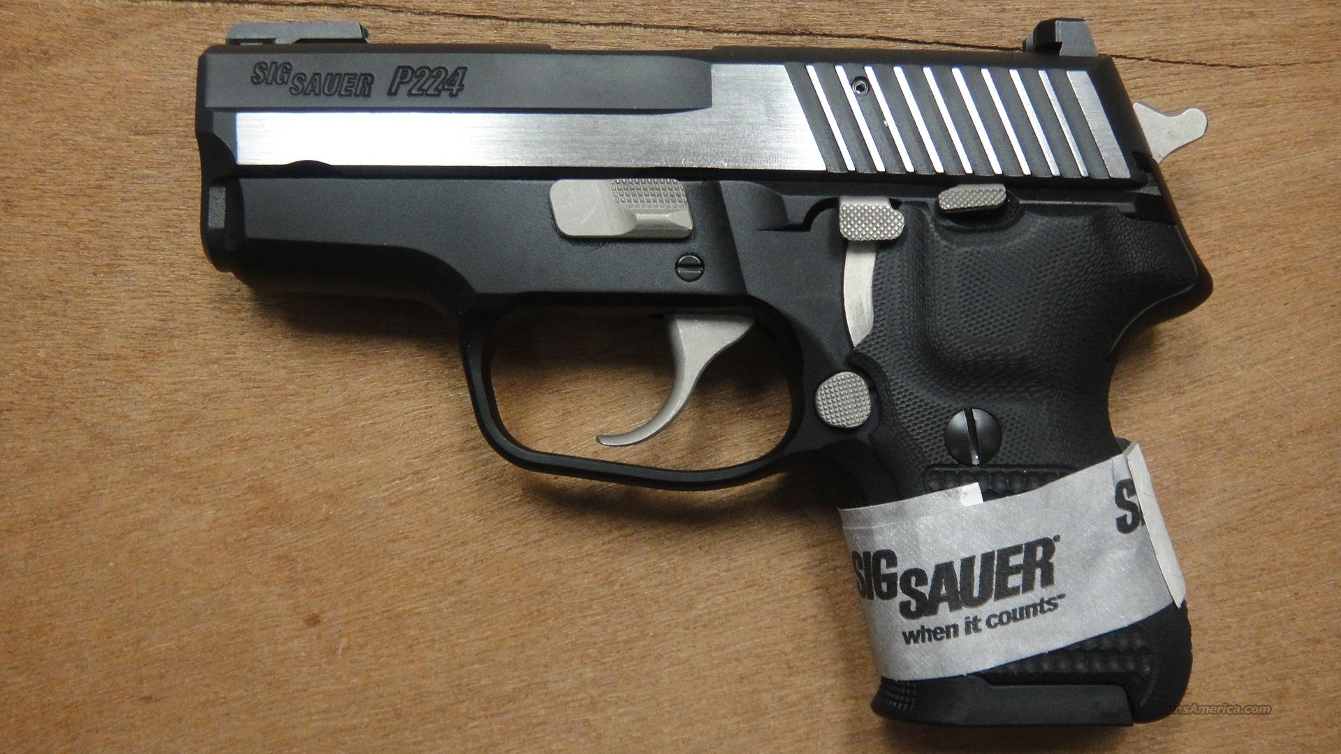Sig Sauer P224 Equinox in .40S&W  Guns > Pistols > Sig - Sauer/Sigarms Pistols > Other
