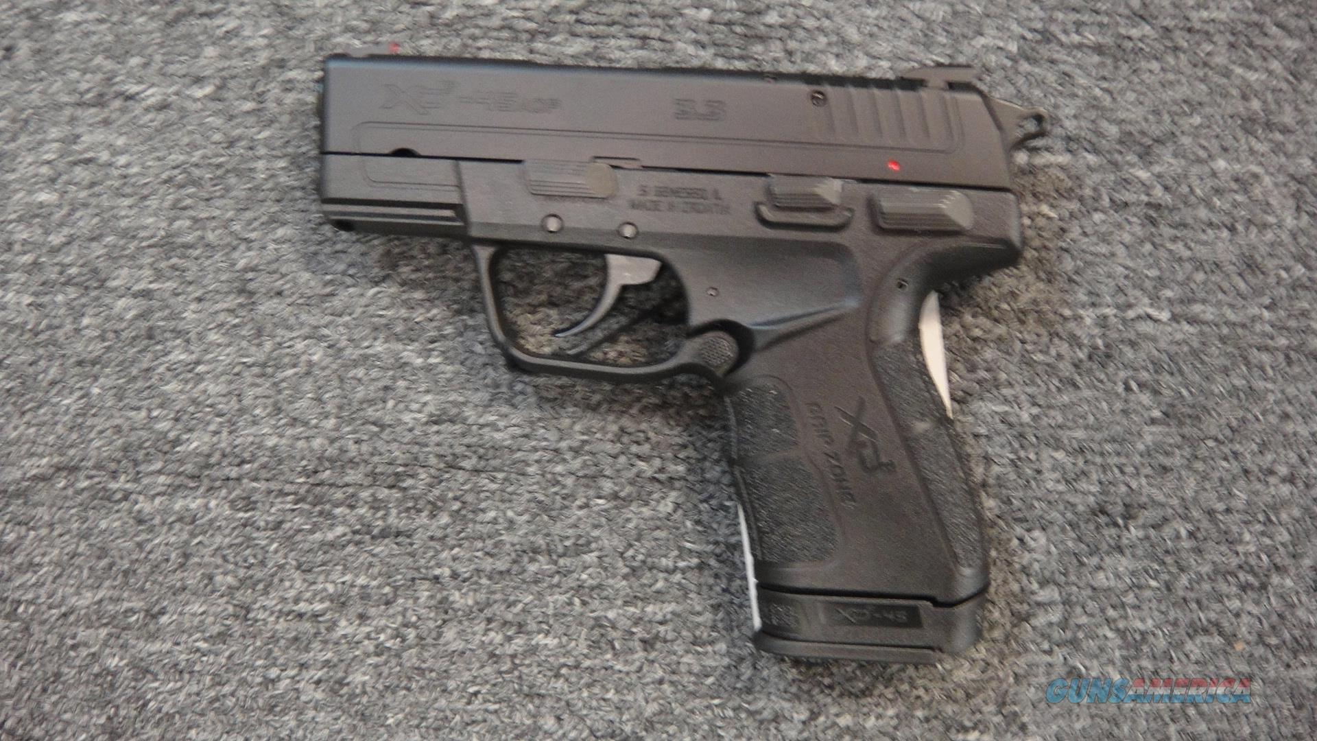Springfield Armory XDE-45   Guns > Pistols > Springfield Armory Pistols > XD-E