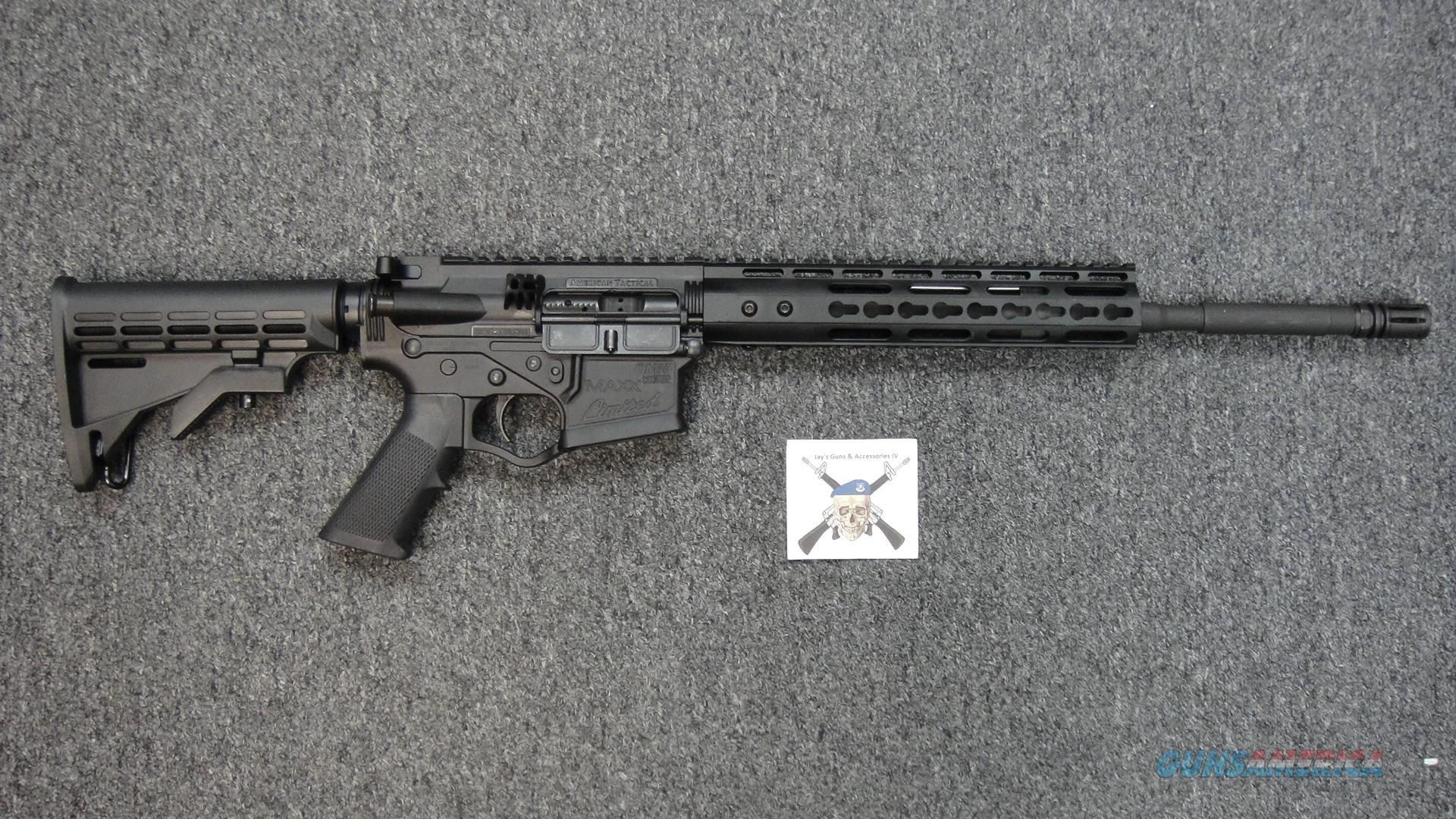 ATI Omni Hybrid Max in 5.56mm  Guns > Rifles > AR-15 Rifles - Small Manufacturers > Complete Rifle