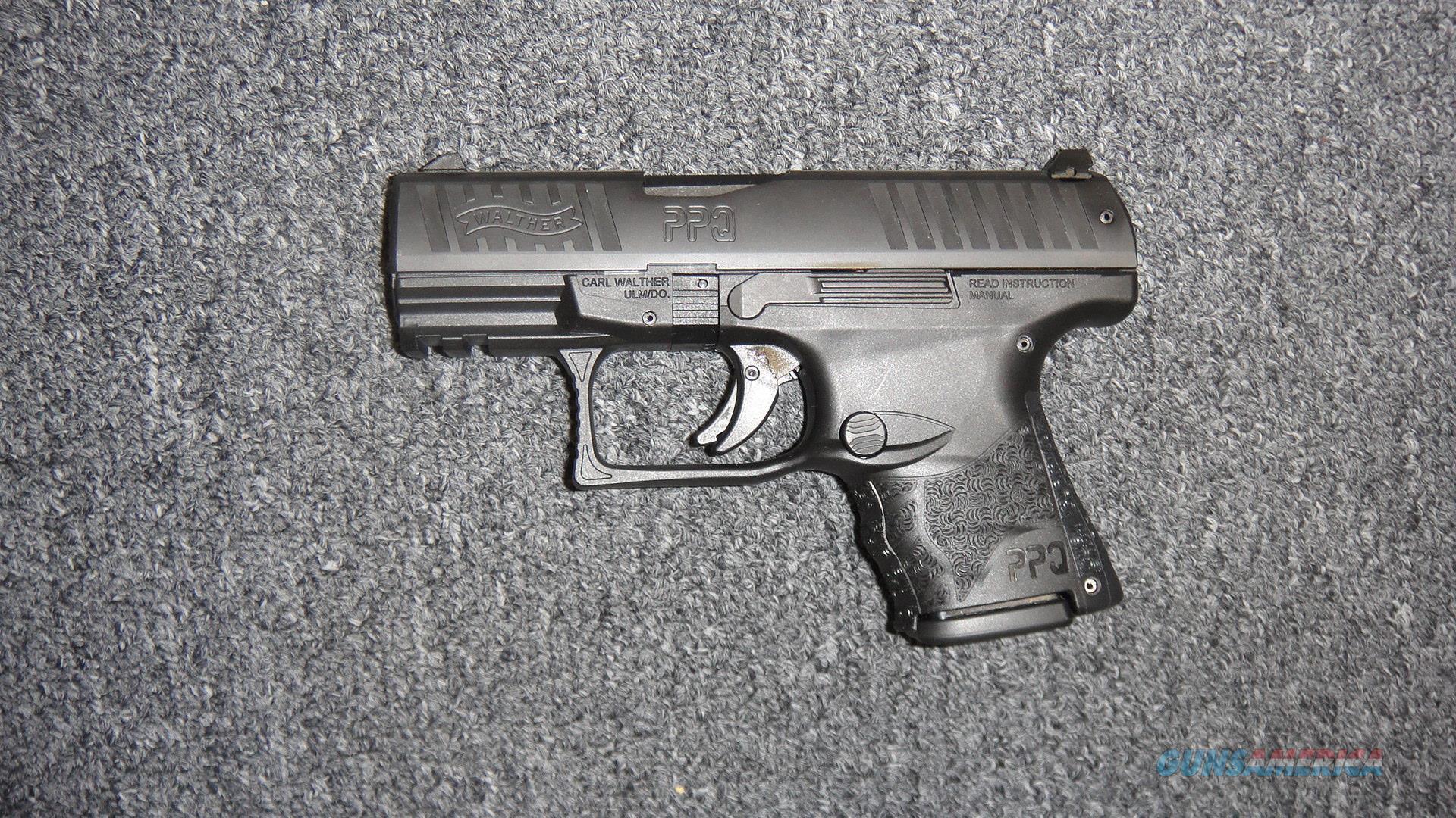 Walther PPQ M2 SC  Guns > Pistols > Walther Pistols > Post WWII > P99/PPQ