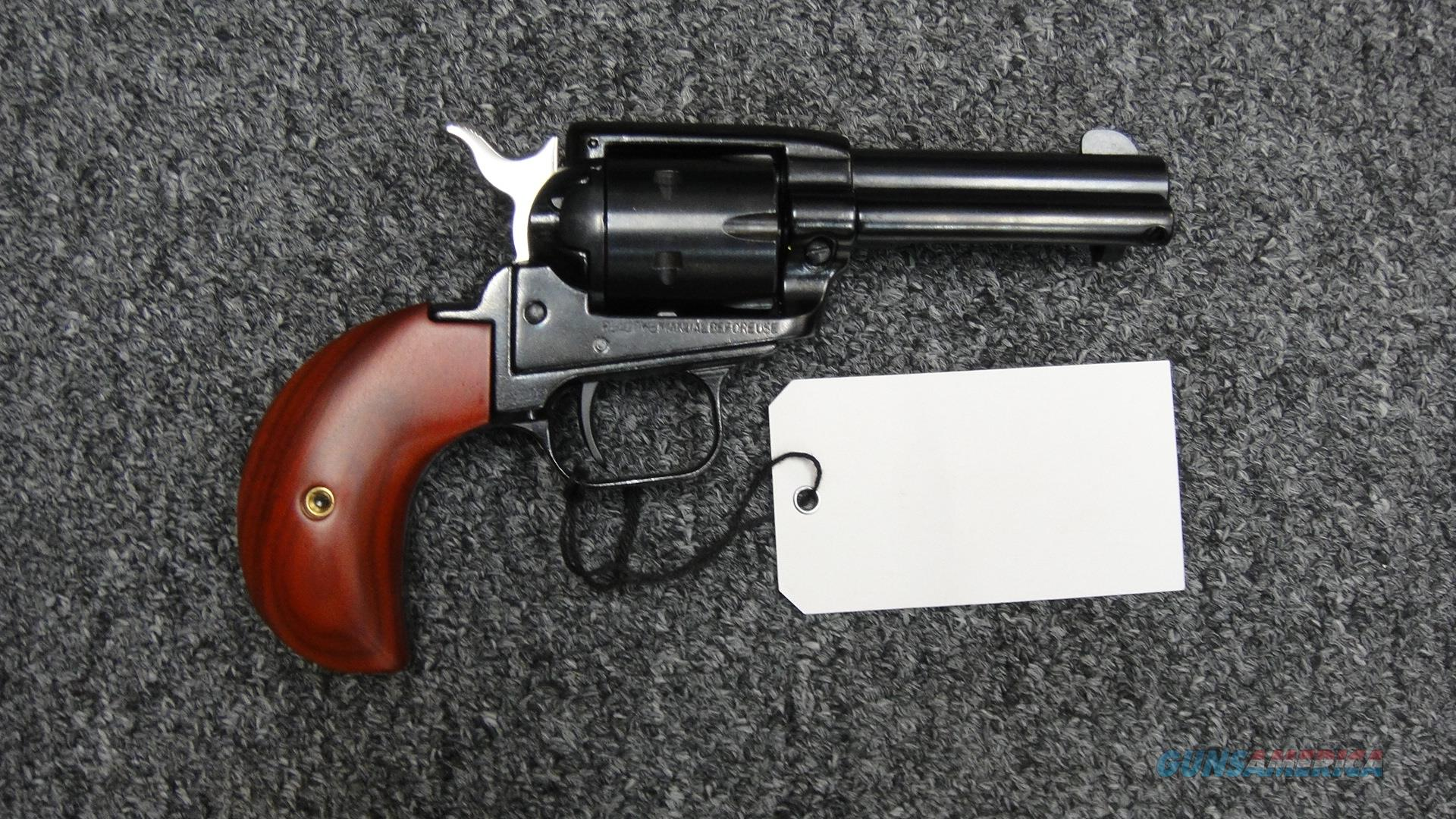 Heritage Mfg Rough Rider SAO revolver .22LR/.22 mag w/ birds head grip  Guns > Pistols > Heritage