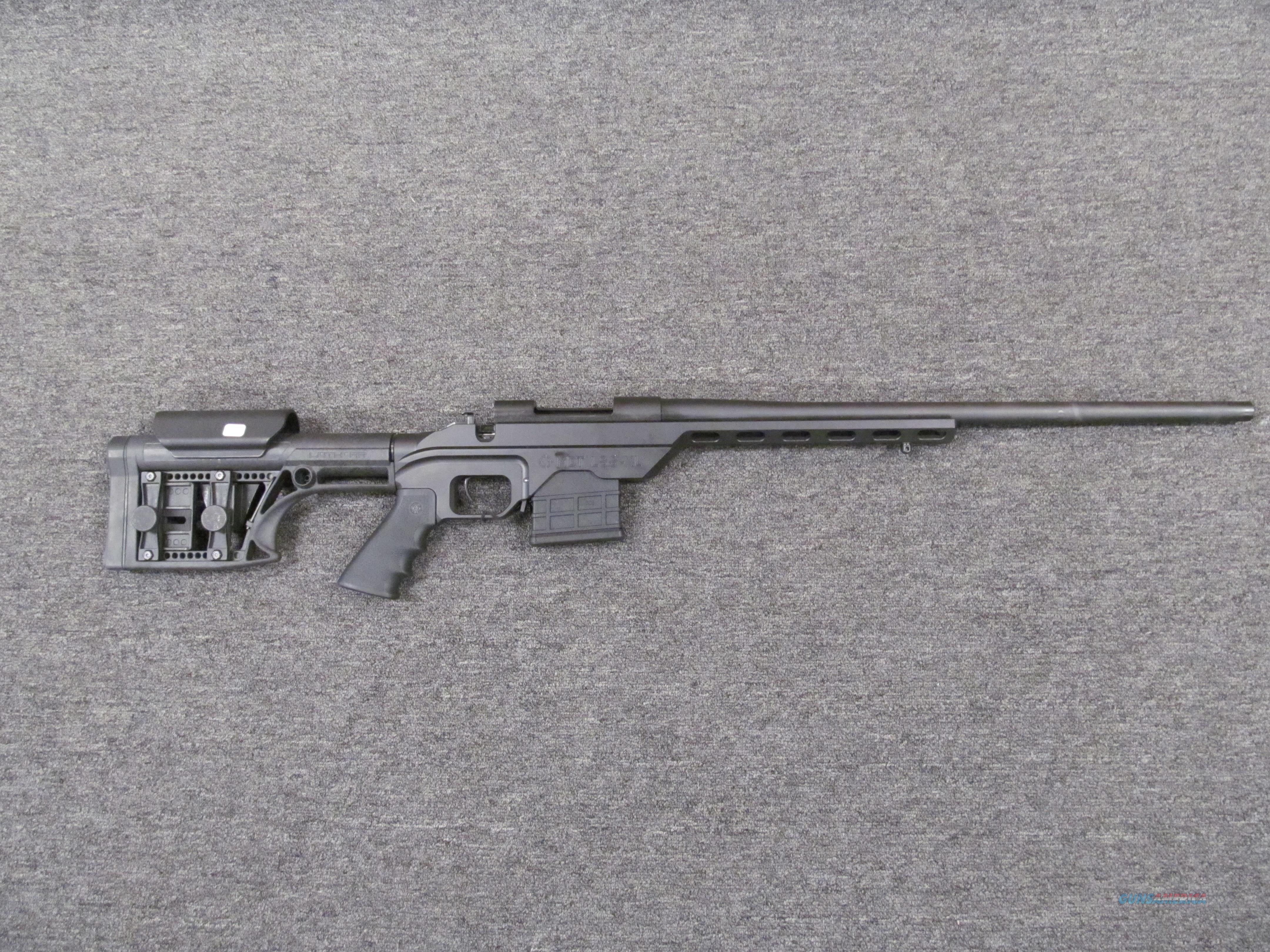 Weatherby Vanguard (MDT LSS-XL) .308  Guns > Rifles > Weatherby Rifles > Tactical