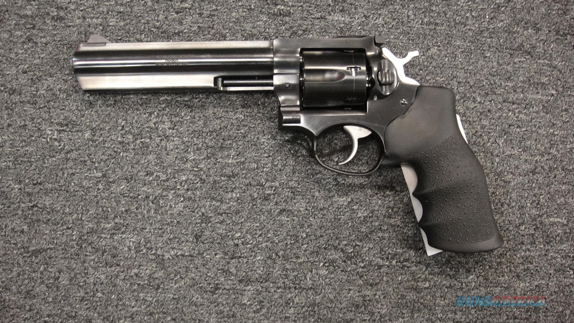 "Ruger GP100 6"" Blued .357 Magnum  Guns > Pistols > Ruger Double Action Revolver > GP100"