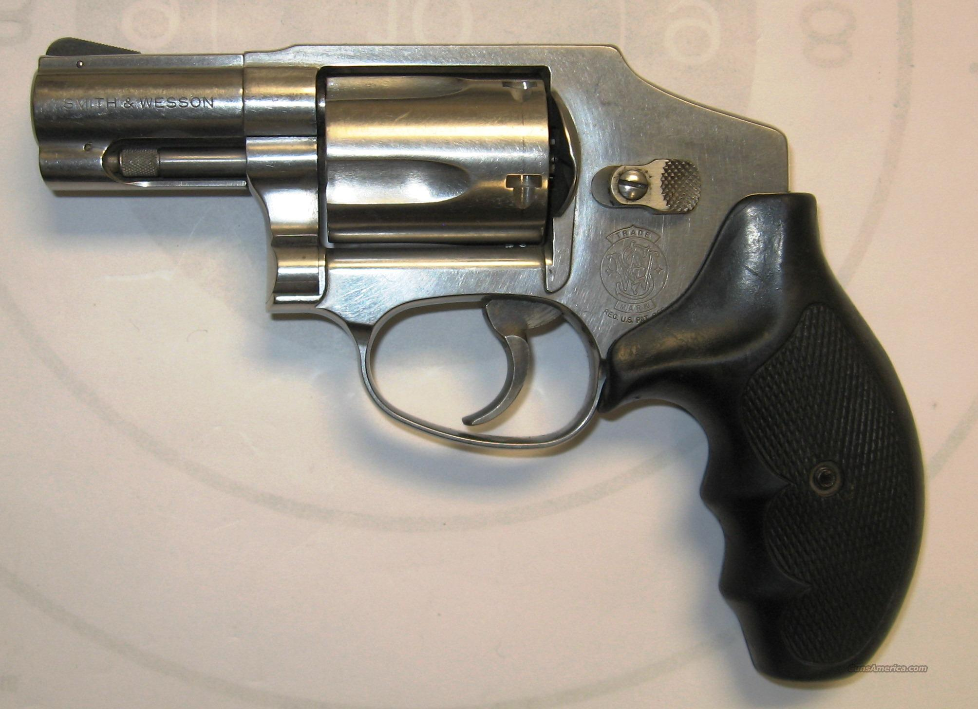 Smith & Wesson 640-1 DAO USED   Guns > Pistols > Smith & Wesson Revolvers > Pocket Pistols