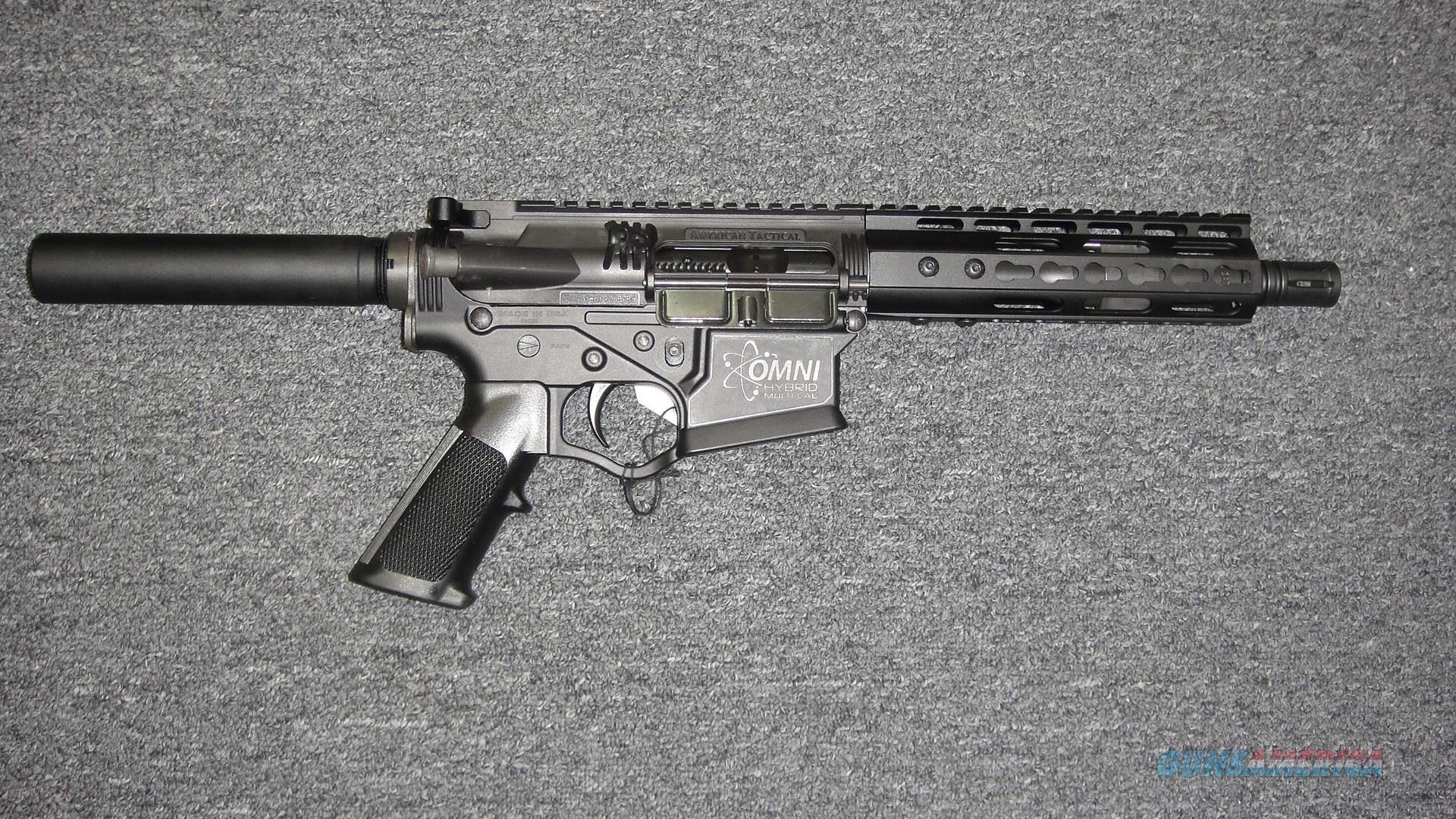 ATI OMNI Hybrid Maxx  Guns > Rifles > ATI > ATI Rifles