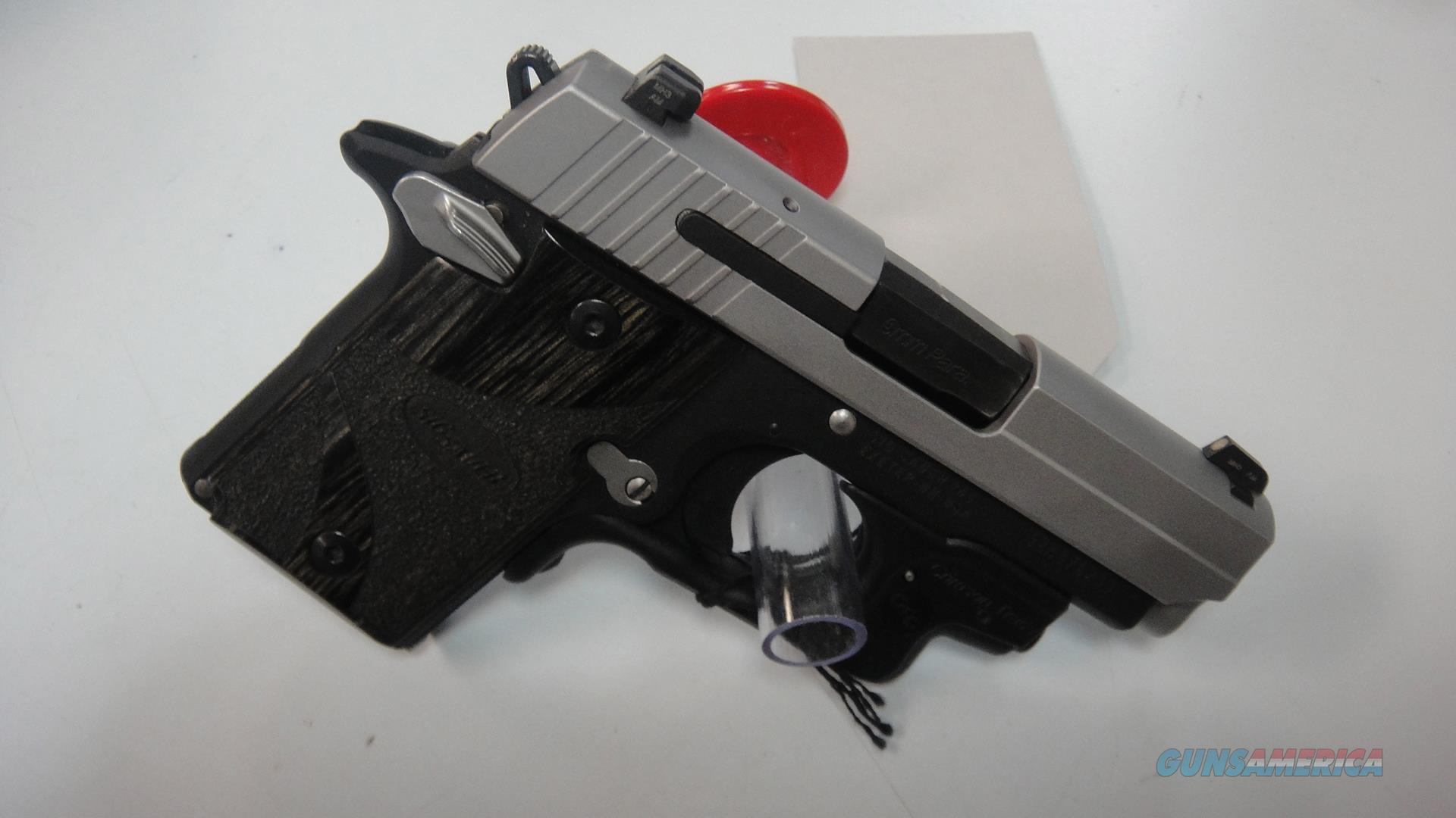 Sig Sauer P938 w/ CTC laser (used)  Guns > Pistols > Sig - Sauer/Sigarms Pistols > P938