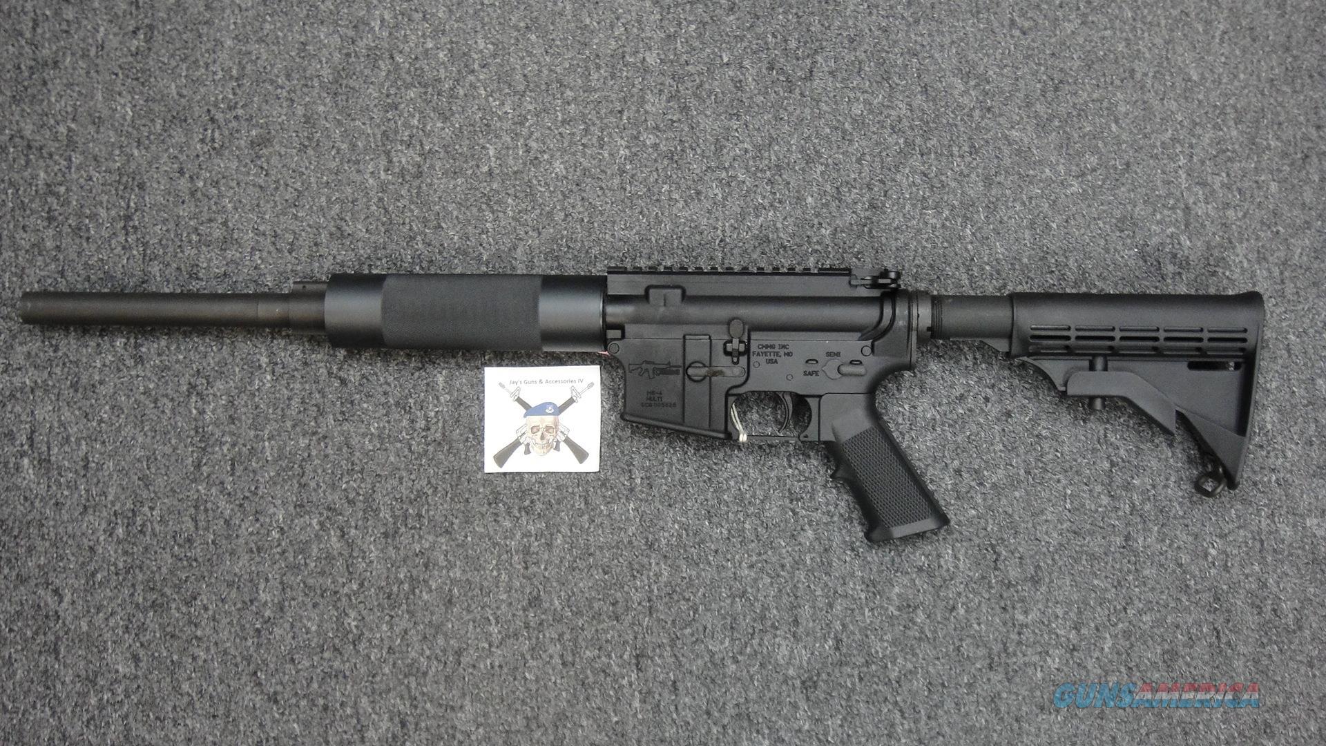 CMMG MK-4 5.56mm  Guns > Rifles > CMMG > CMMG Rifle