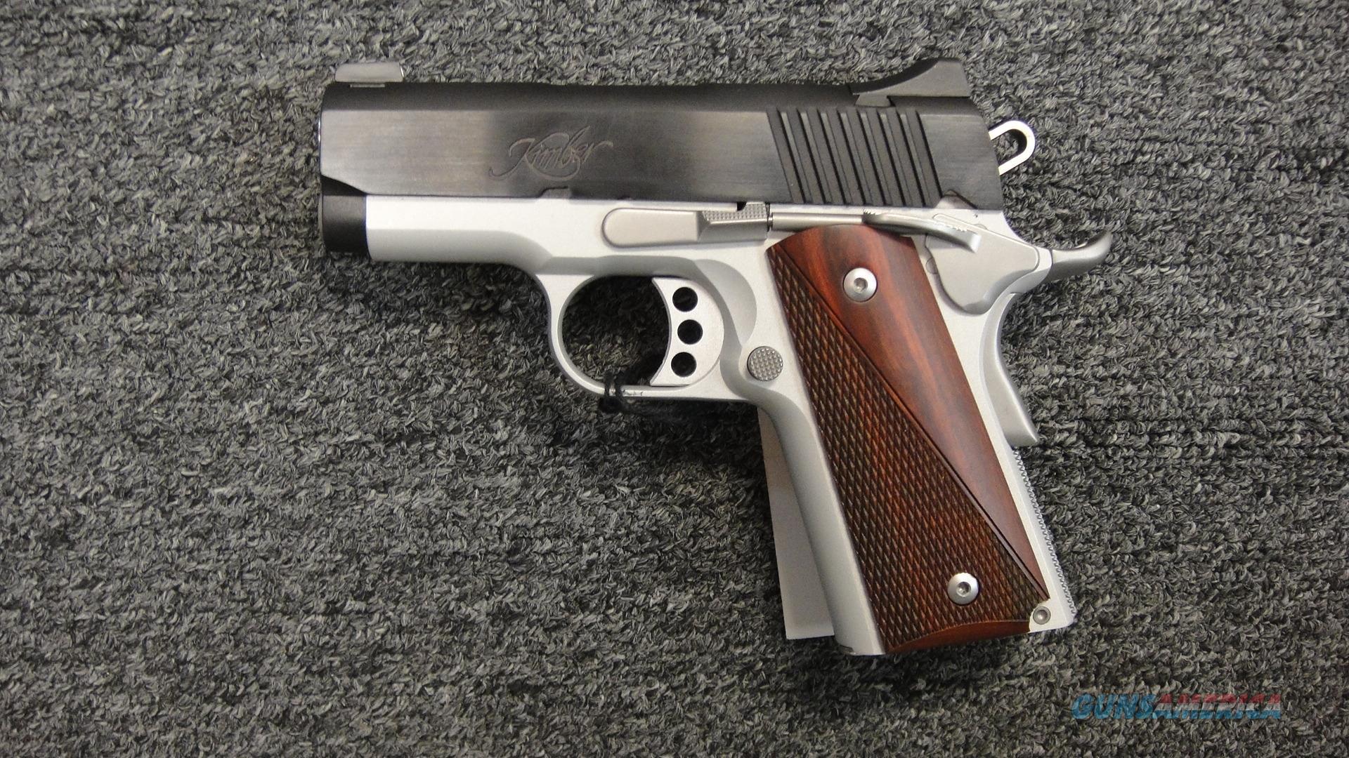 Kimber Ultra Carry II  Guns > Pistols > Kimber of America Pistols > 1911
