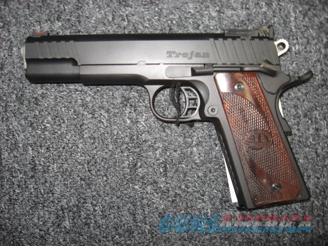 STI Trojan 5.0 1911 Pistol .45ACP  Guns > Pistols > STI Pistols