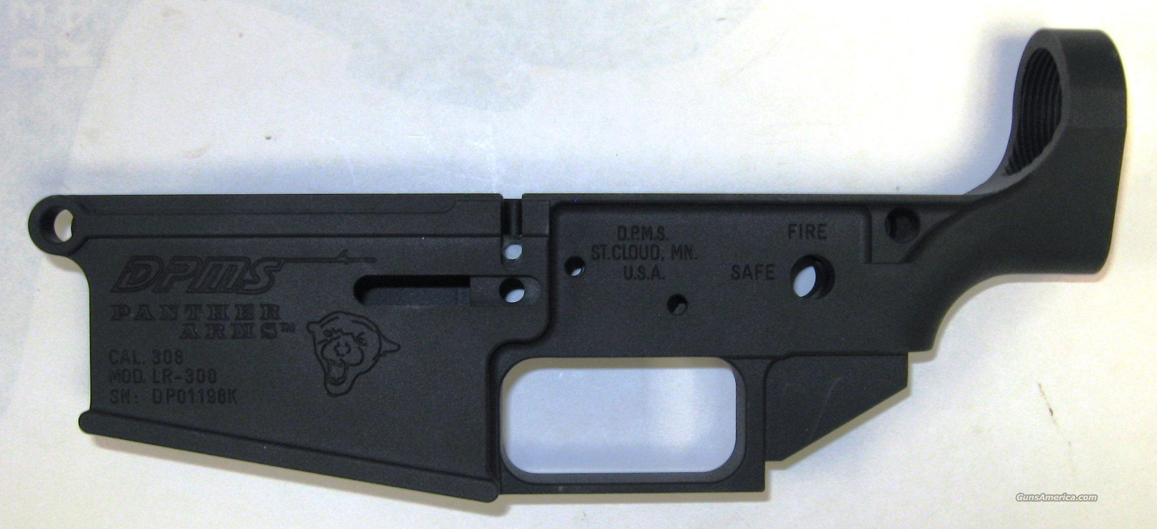 DPMS LR308 Stripped Lower   Guns > Rifles > DPMS - Panther Arms > Lower Only