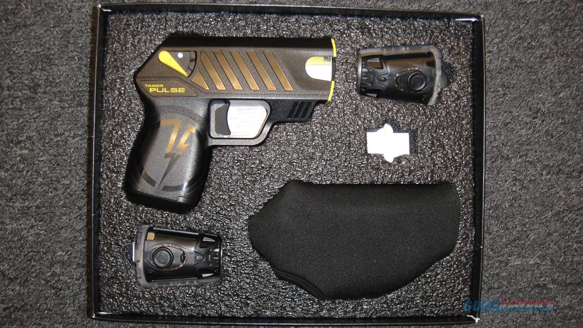 TASER Pulse   Non-Guns > Electronics