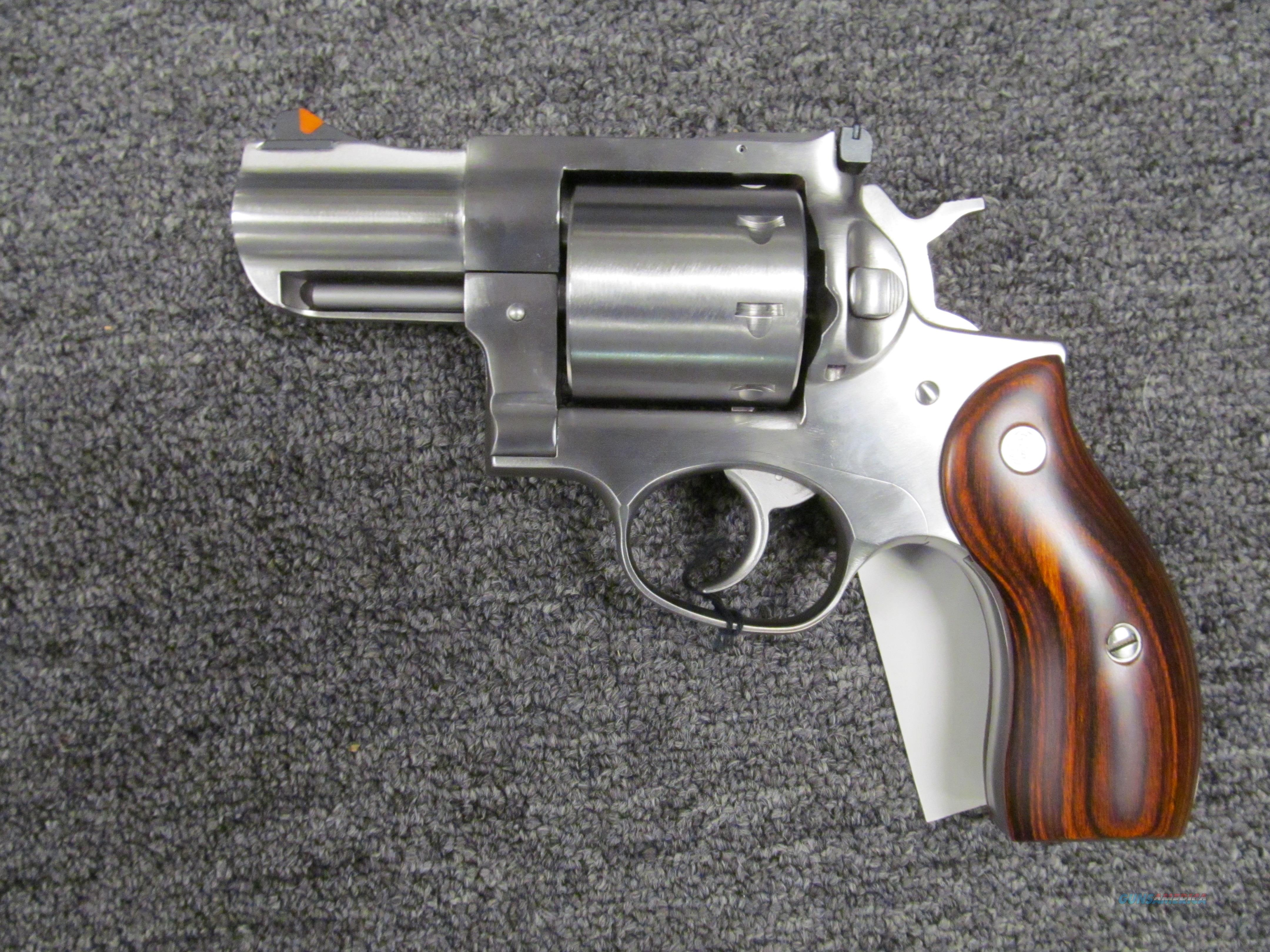 Ruger Redhawk .357 Revolver   Guns > Pistols > Ruger Double Action Revolver > Redhawk Type