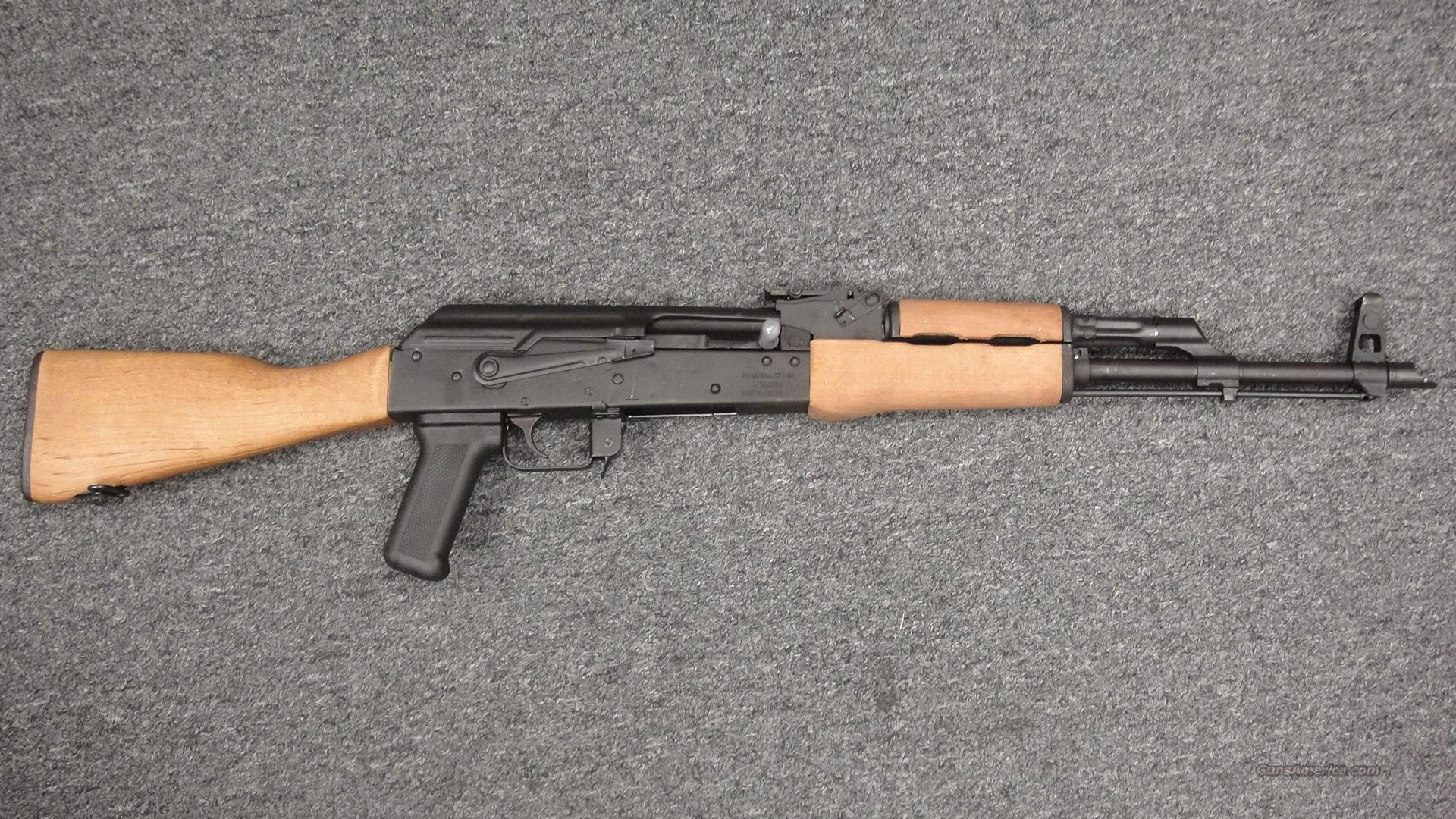 Romanian WASR-10  Guns > Rifles > Century International Arms - Rifles > Rifles