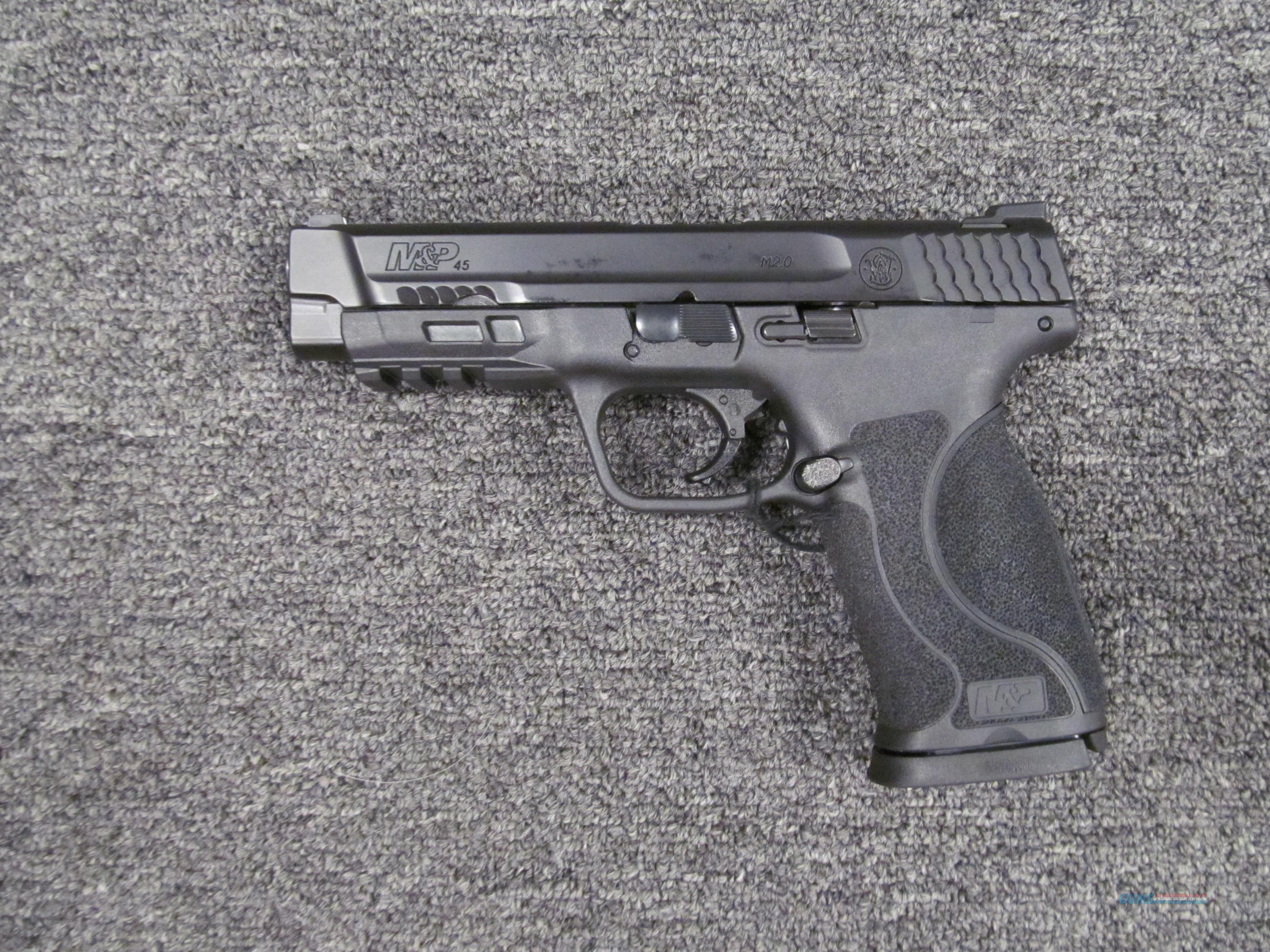 Smith&Wesson M&P 45 M2.0  Guns > Pistols > Smith & Wesson Pistols - Autos > Alloy Frame