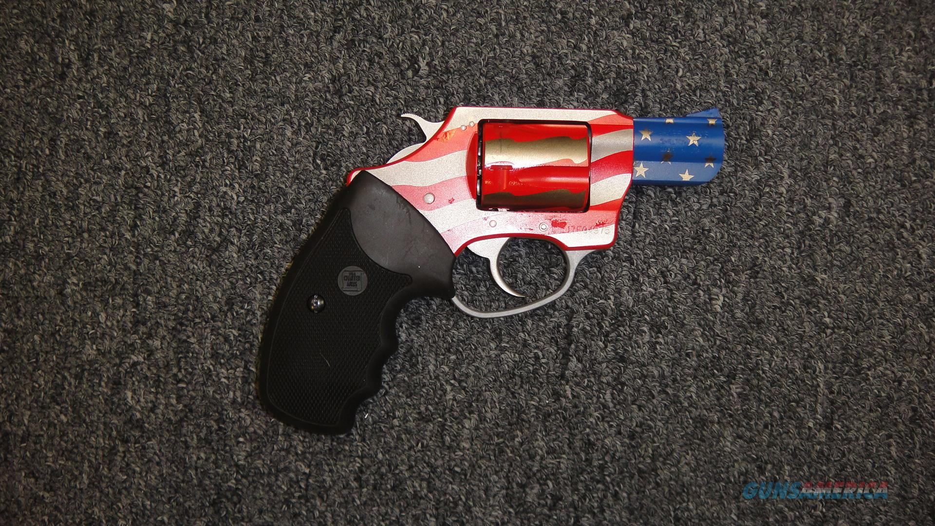 Charter Arms Old Glory .38 Spl  Guns > Pistols > Charter Arms Revolvers