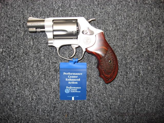 Smith & Wesson 637-2 Performance Center  Guns > Pistols > Smith & Wesson Revolvers > Performance Center