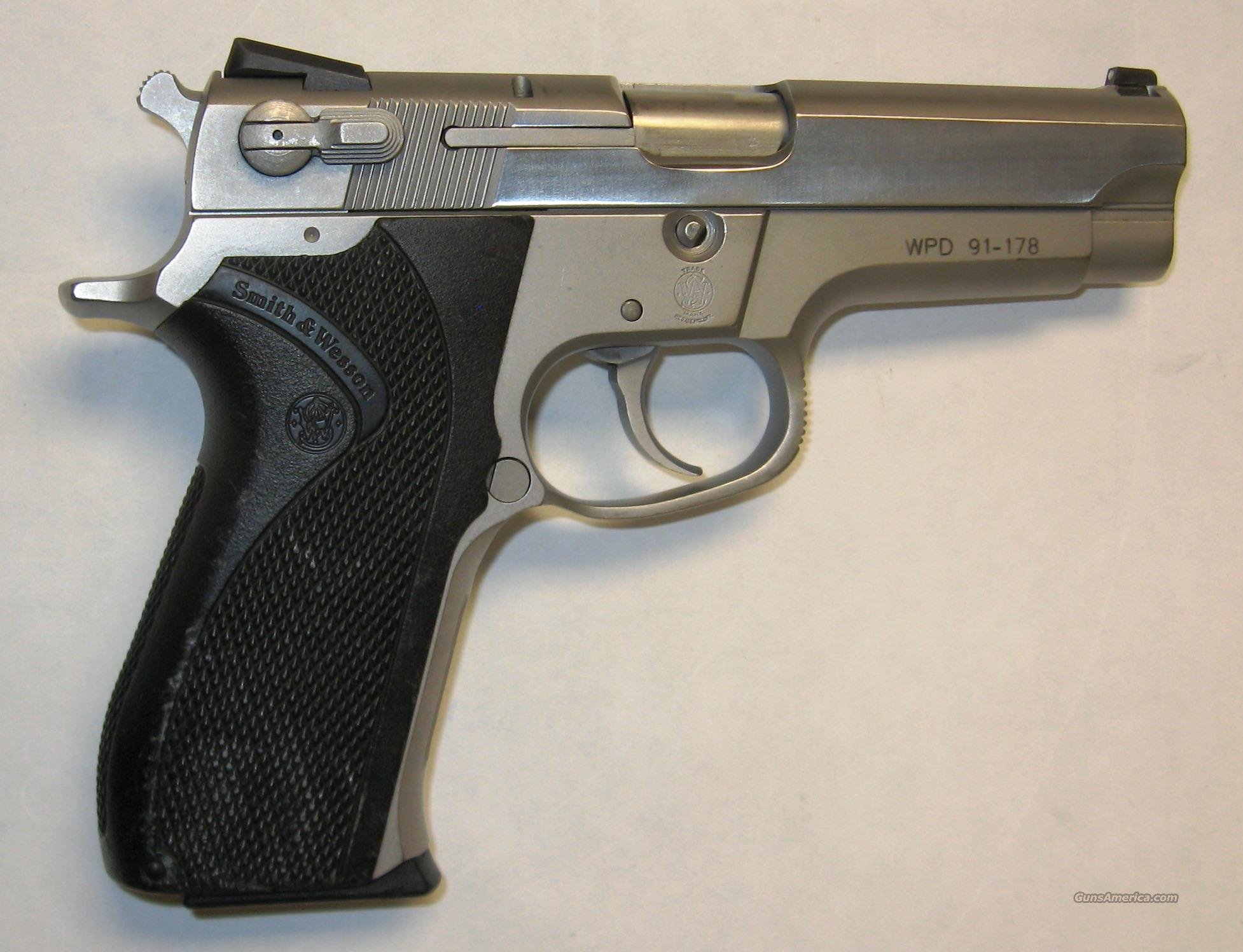 Smith & Wesson Model 5906 9MM USED  Guns > Pistols > Smith & Wesson Pistols - Autos > Steel Frame