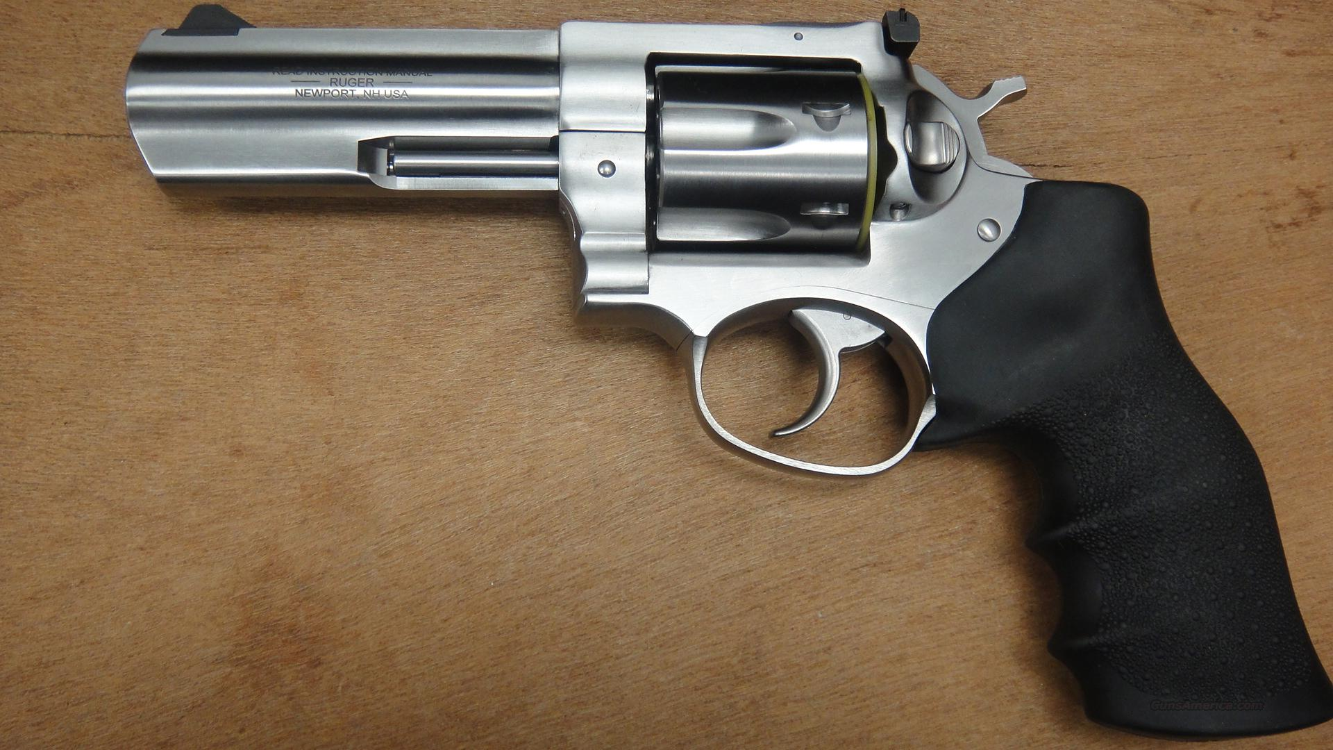 "Ruger GP100 4""  Guns > Pistols > Ruger Double Action Revolver > Security Six Type"