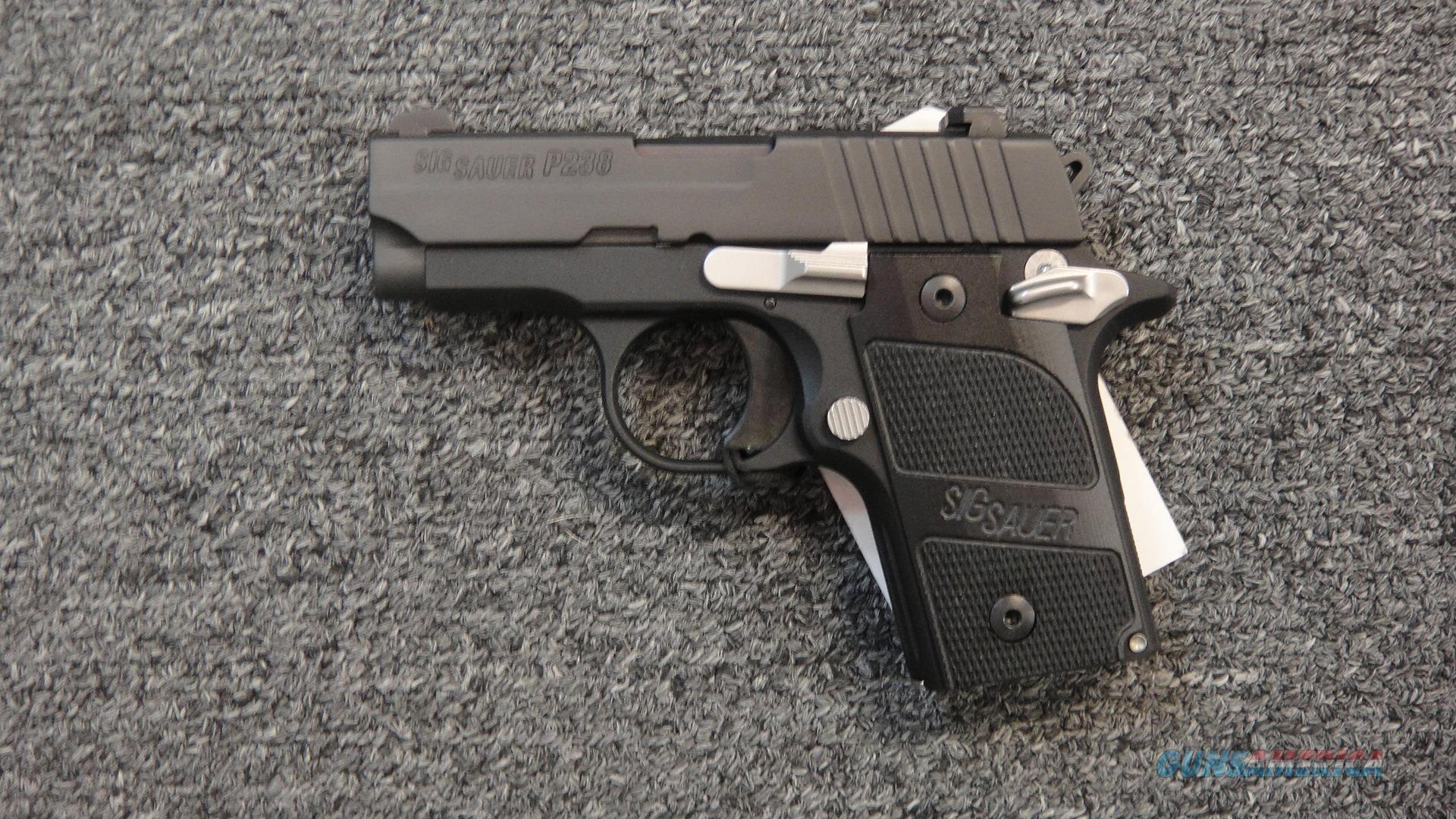 Sig Sauer P238 Nightmare  Guns > Pistols > Sig - Sauer/Sigarms Pistols > P238