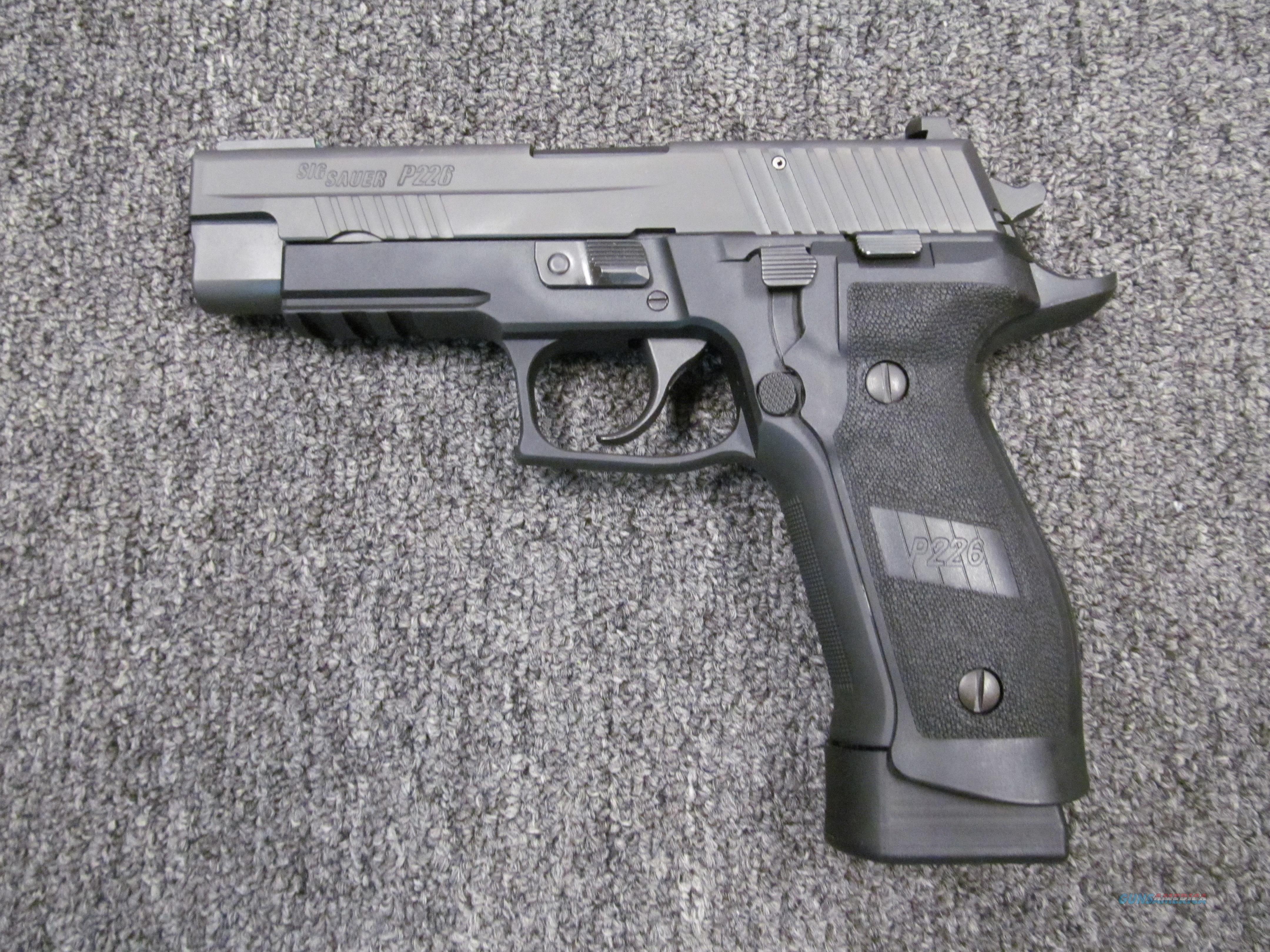 Sig Sauer P226R TACOPS  Guns > Pistols > Sig - Sauer/Sigarms Pistols > P226