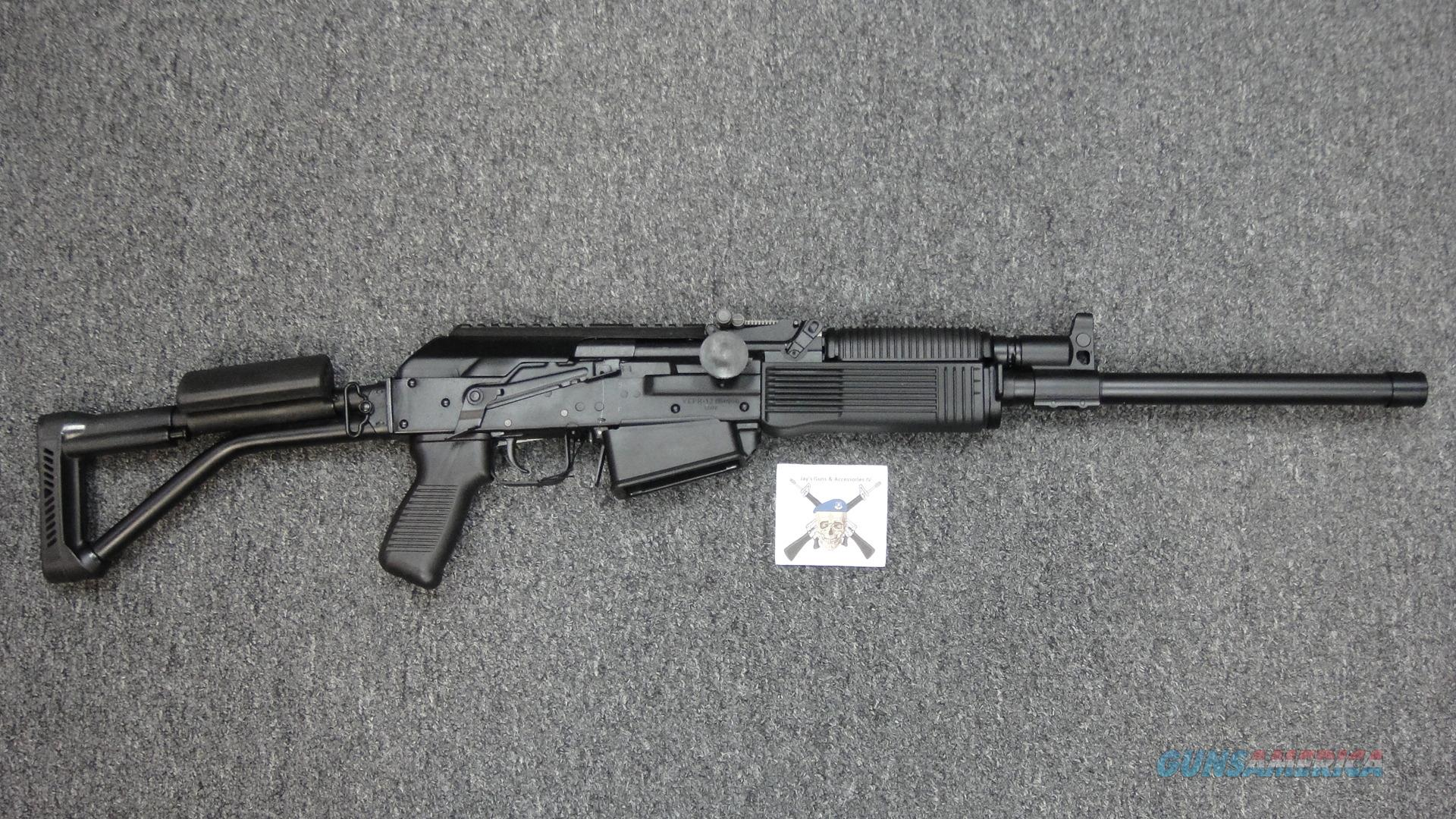 Fime/Molot VEPR 12 w/Side Folding Stock  Guns > Shotguns > Military Misc. Shotguns US