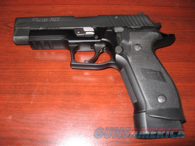 Sig Sauer P226 TACOPS  w/4  20 rd. mags.  Guns > Pistols > Sig - Sauer/Sigarms Pistols > P226