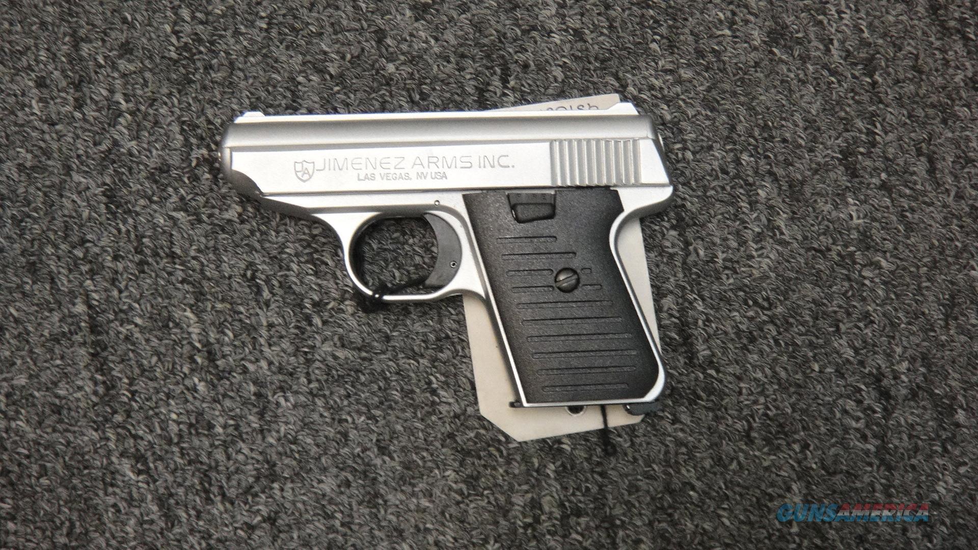 Jiminez Arms JA25 .25ACP  Guns > Pistols > Jimenez Arms- J.A. Pistols