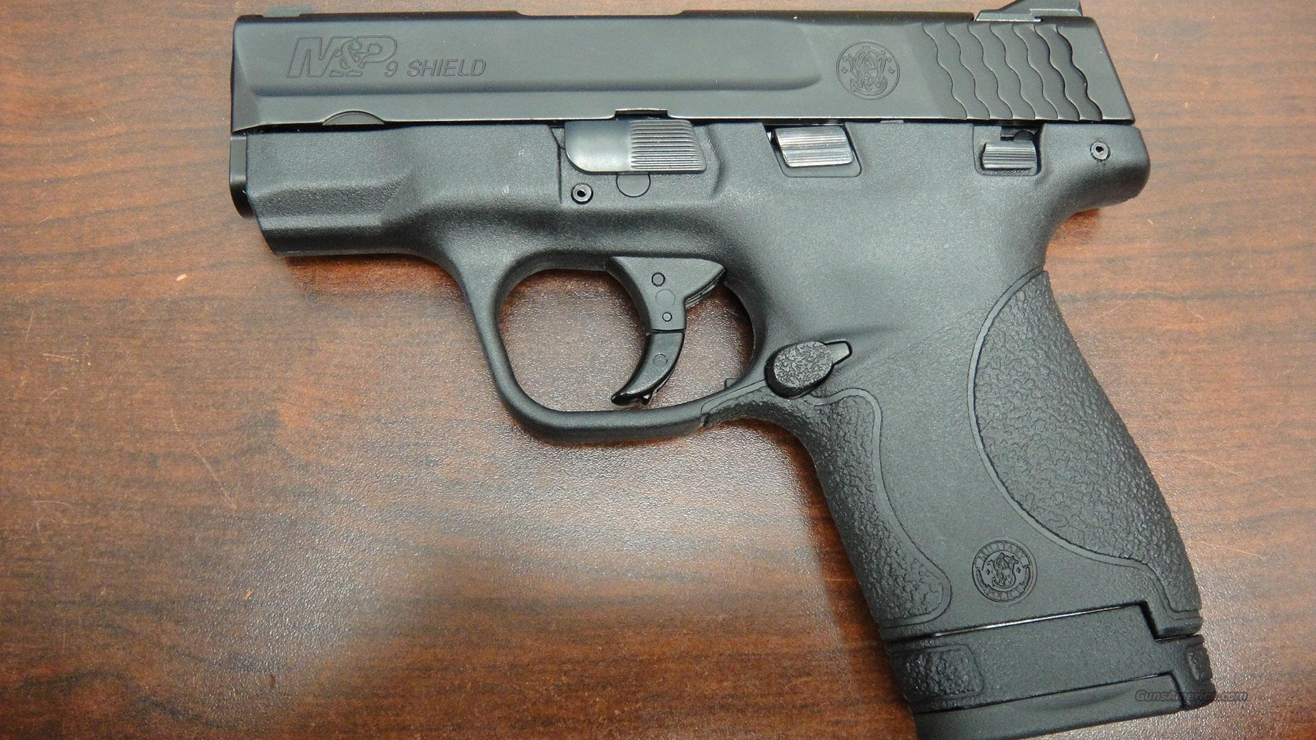 Smith and Wesson M&P 9 Shield  Guns > Pistols > Smith & Wesson Pistols - Autos > Shield