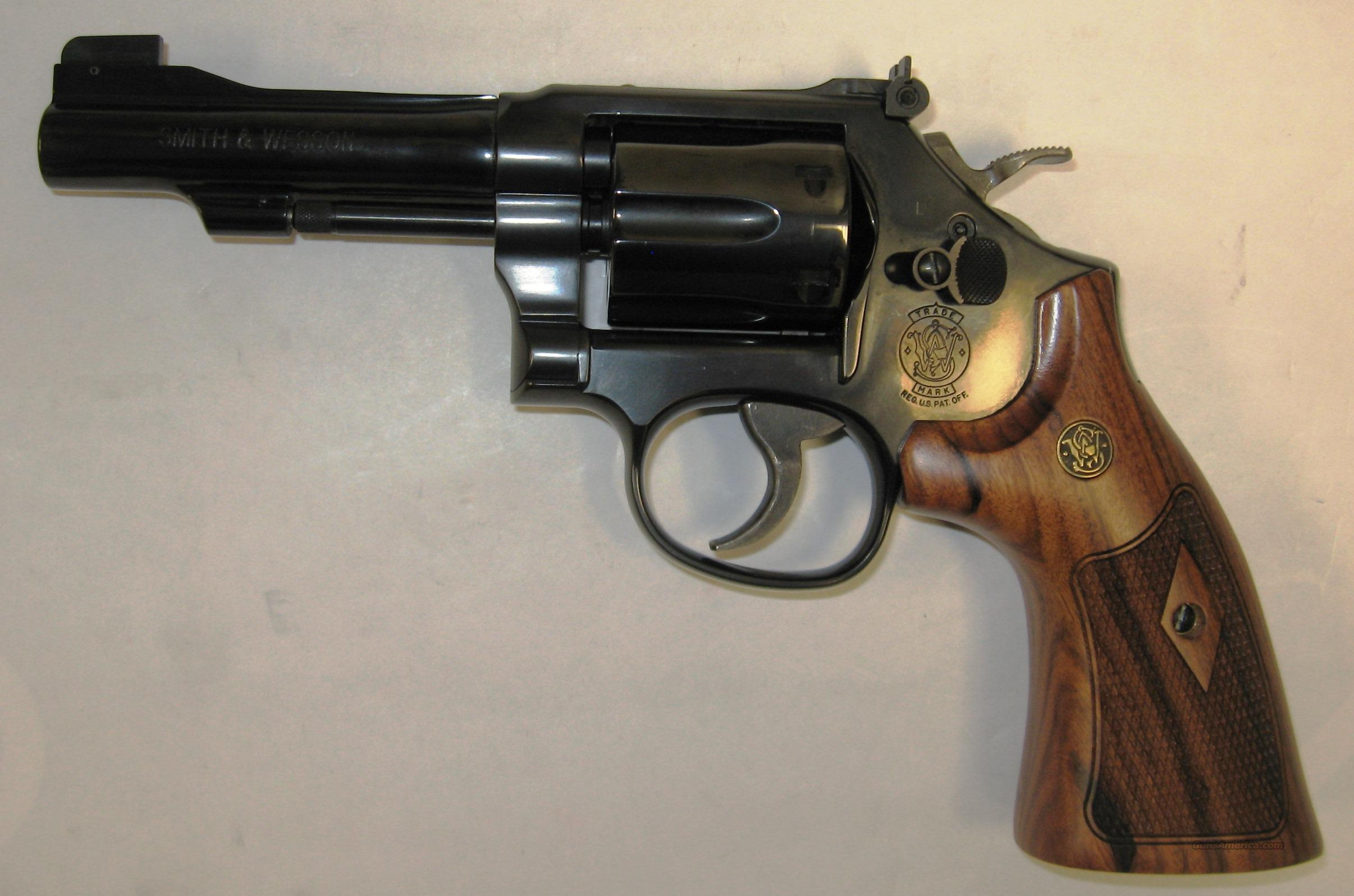 Smith & Wesson 48-7 .22Magnum  Guns > Pistols > Smith & Wesson Revolvers > Full Frame Revolver