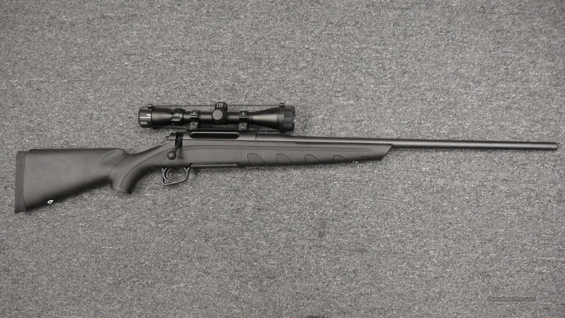 Remington 770 w/3-9x40 scope  Guns > Rifles > Remington Rifles - Modern > Bolt Action Non-Model 700 > Tactical