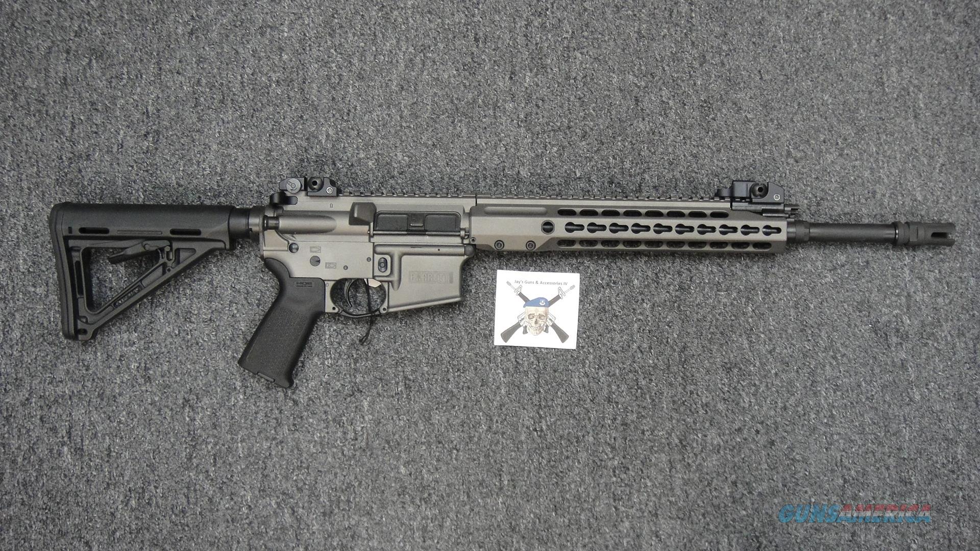 Barrett REC 7 (GEN 2, Gray, 6.8 spc)  Guns > Rifles > Barrett Rifles