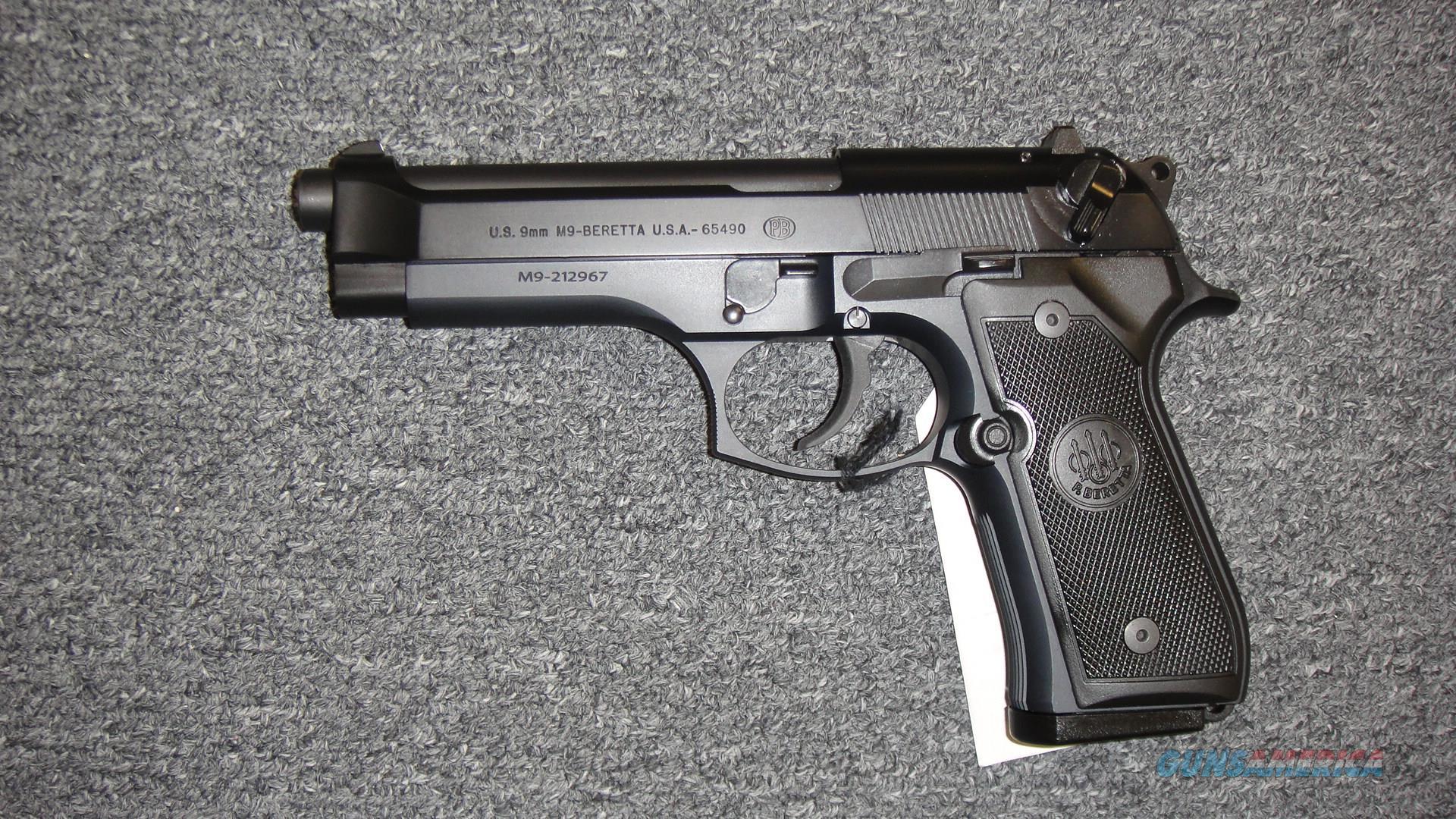 Beretta M9  Guns > Pistols > Beretta Pistols > M9