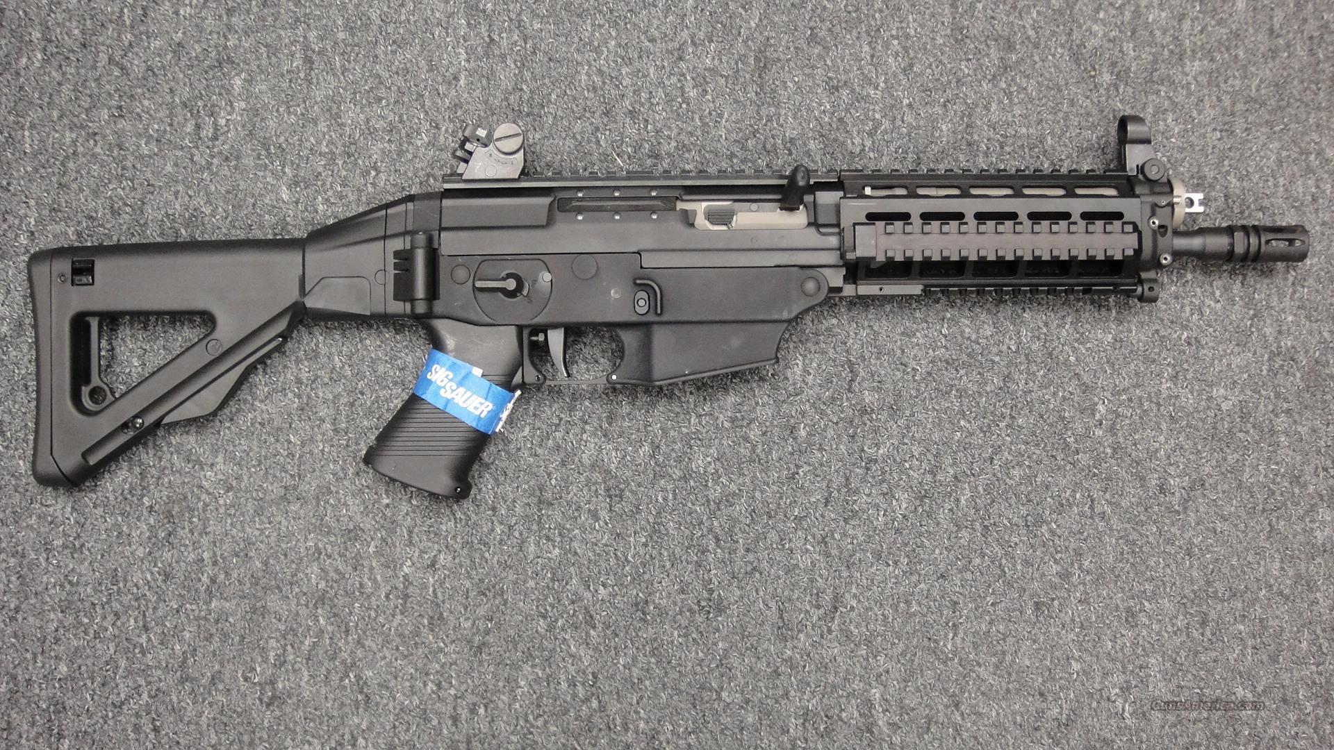 Sig Sauer 556405 SBR  Guns > Rifles > Class 3 Rifles > Class 3 Subguns